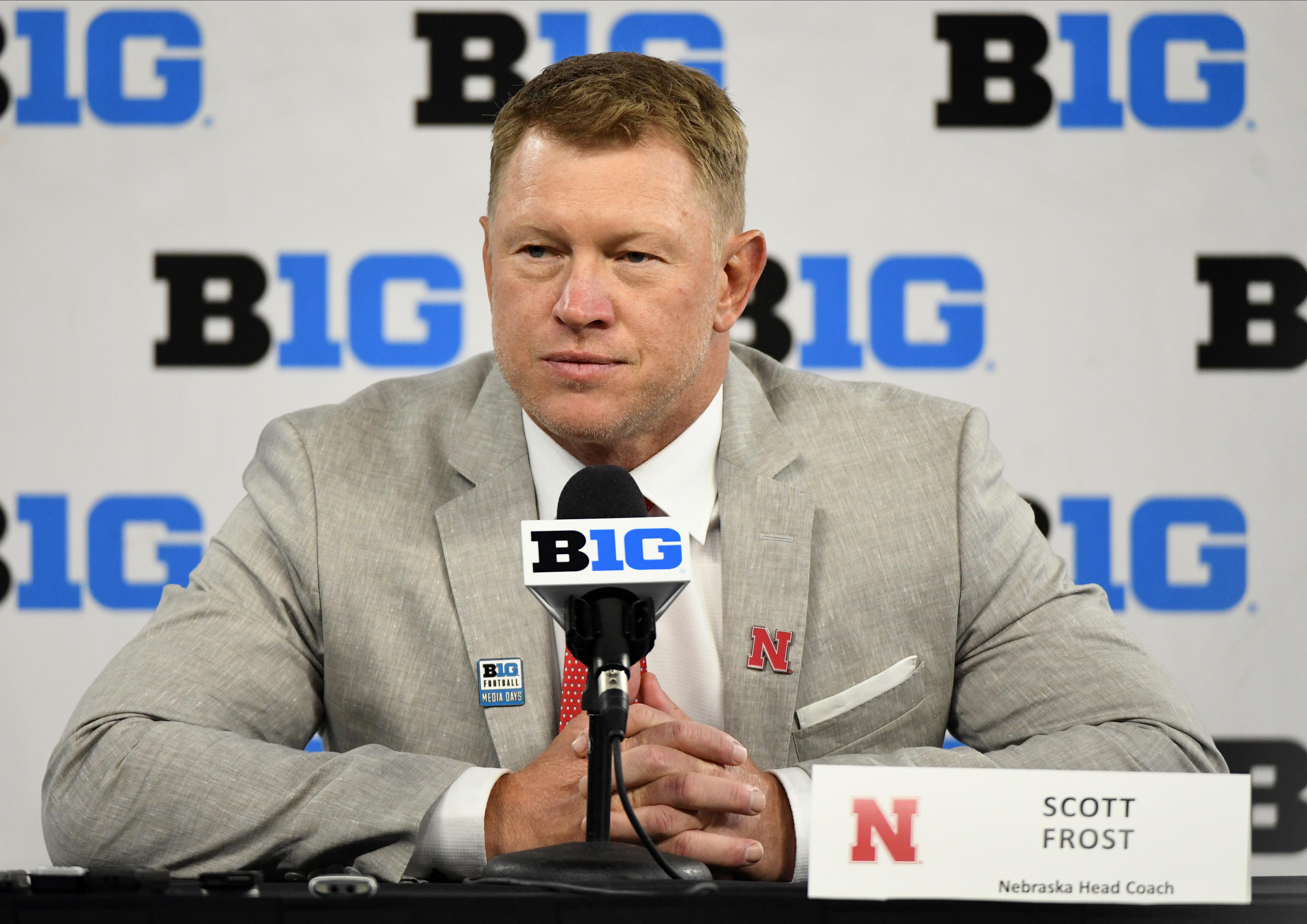 NCAA Football: Big Ten Conference Media Days