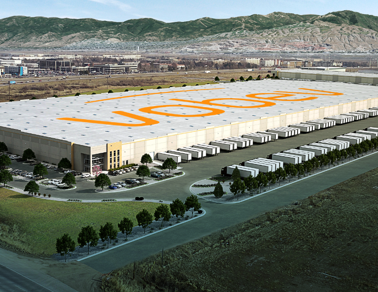 An innovative new Salt Lake City beverage canning facility is set to open this fall.