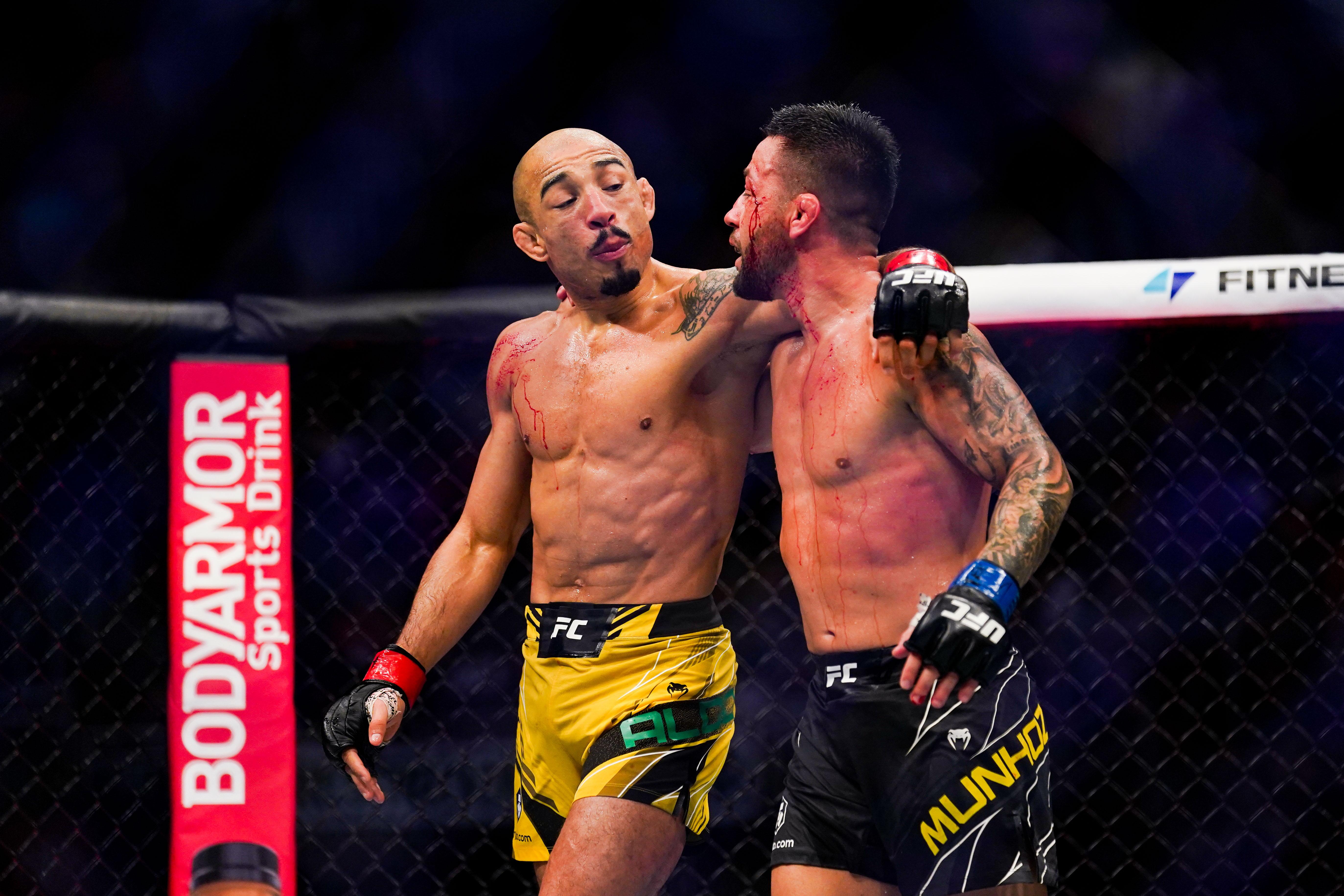 UFC 265: Jose Aldo vs Pedro Munhoz