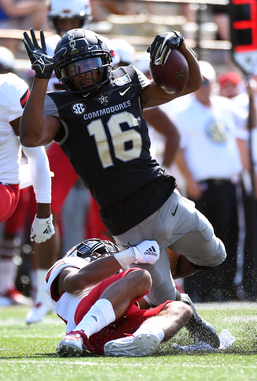 NCAA Football: Northern Illinois at Vanderbilt