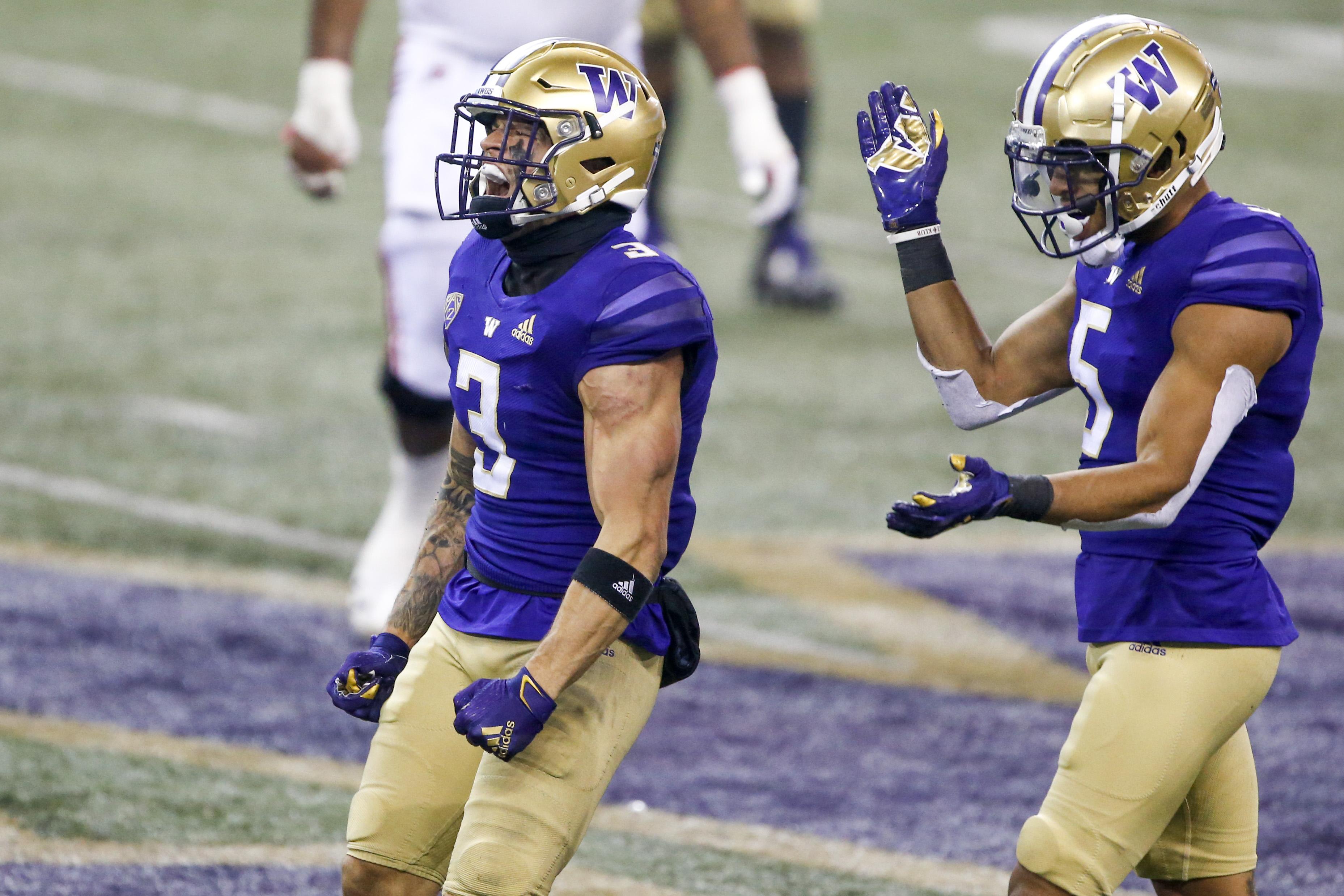 NCAA Football: Utah at Washington