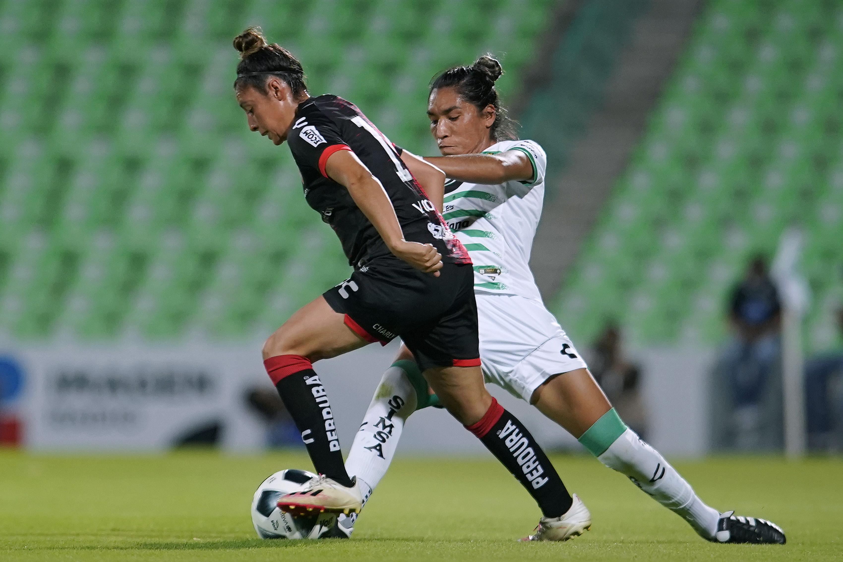 Santos Laguna v Atlas - Torneo Grita Mexico A21 Liga MX Femenil
