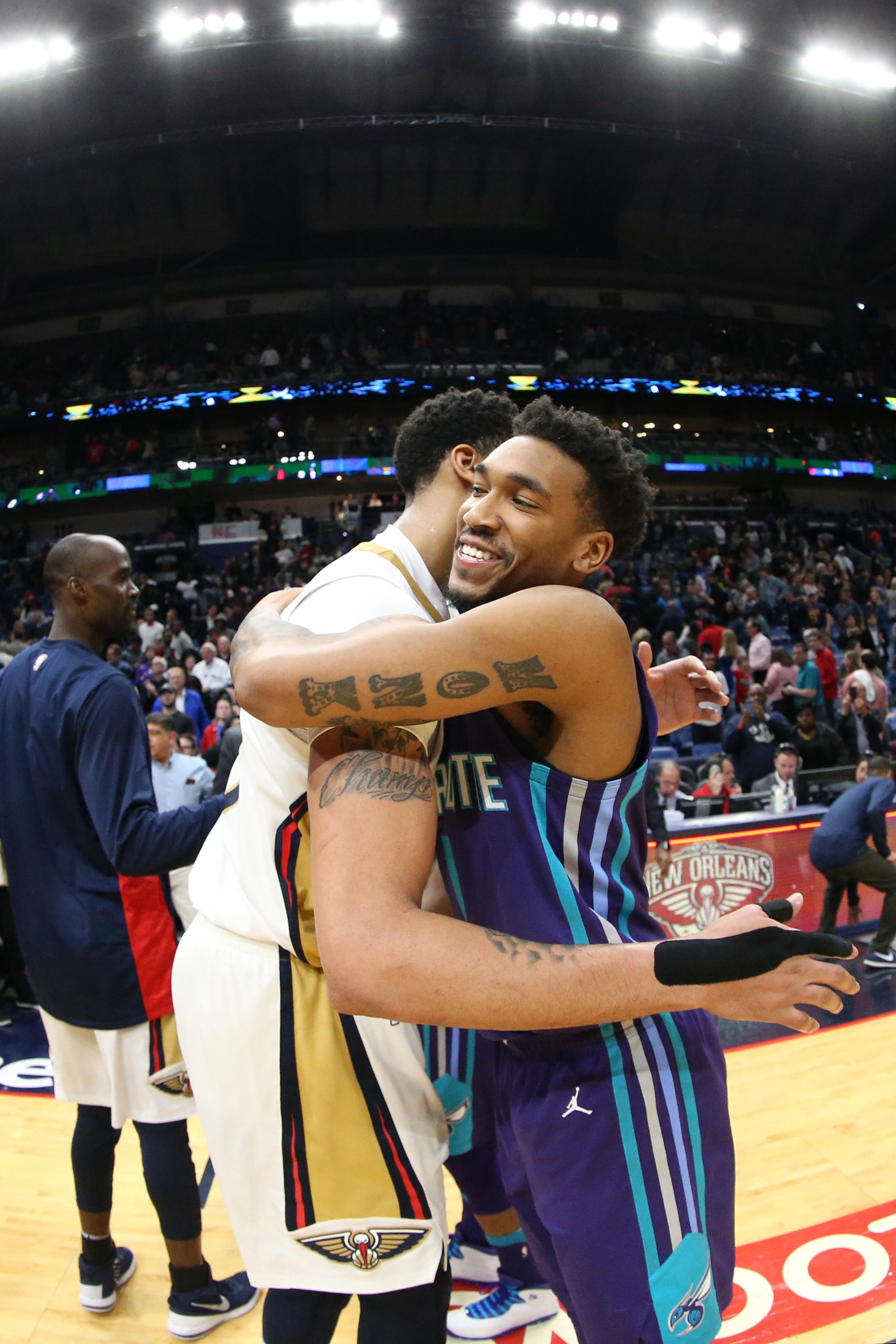 Charlotte Hornets v New Orleans Pelicans