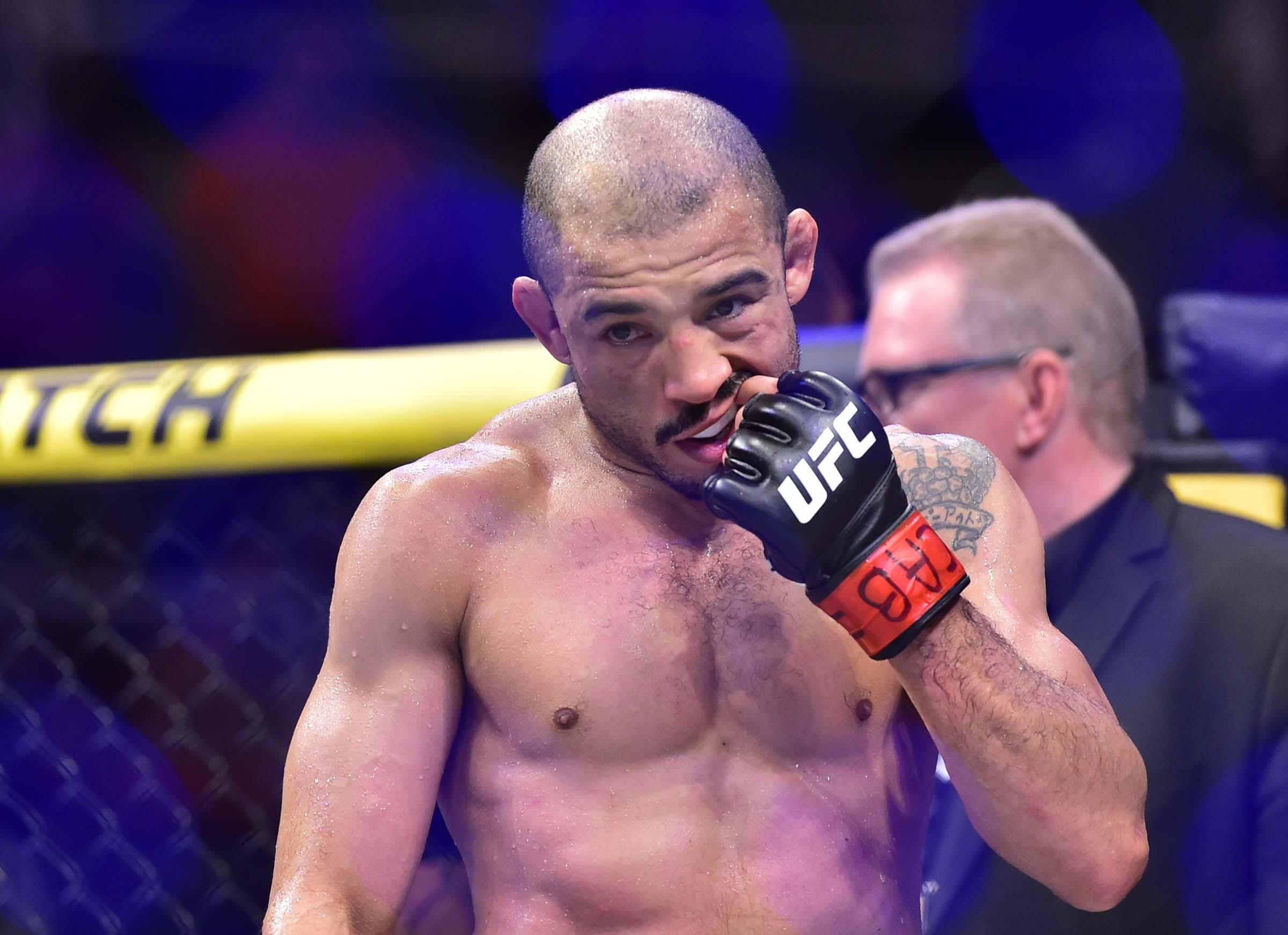 MMA: UFC 237- Aldo vs Volkanovski