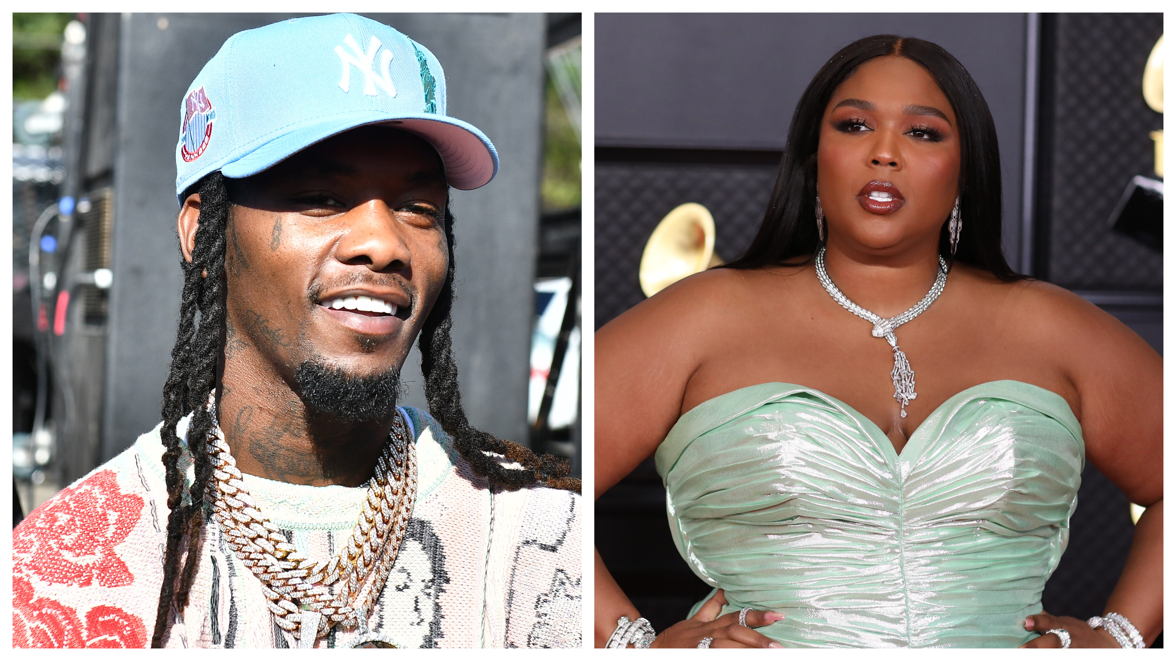 Offset and Lizzo