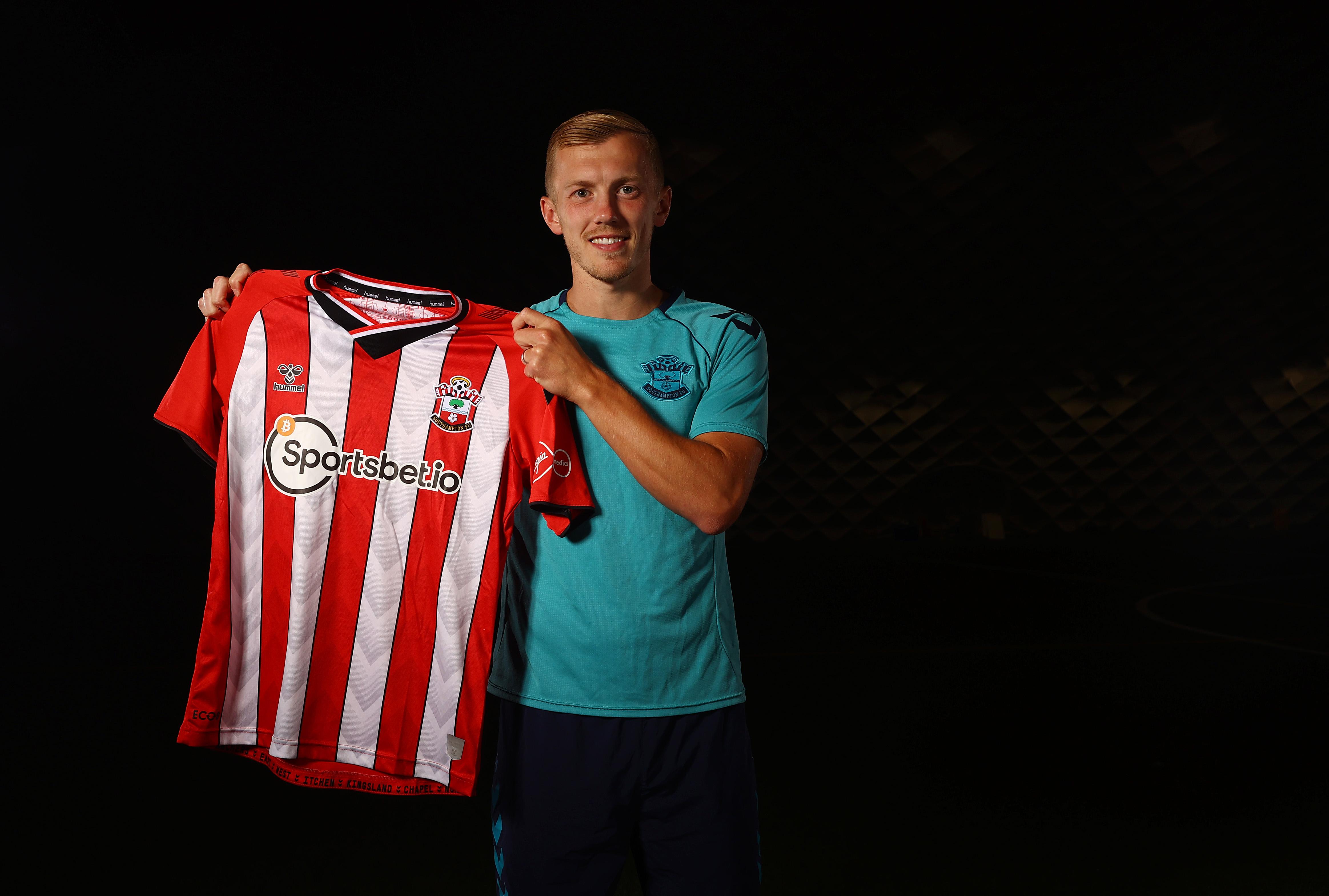 James Ward-Prowse Signs a New Contract at Southampton, Premier League, Aston Villa, transfer news, Saints