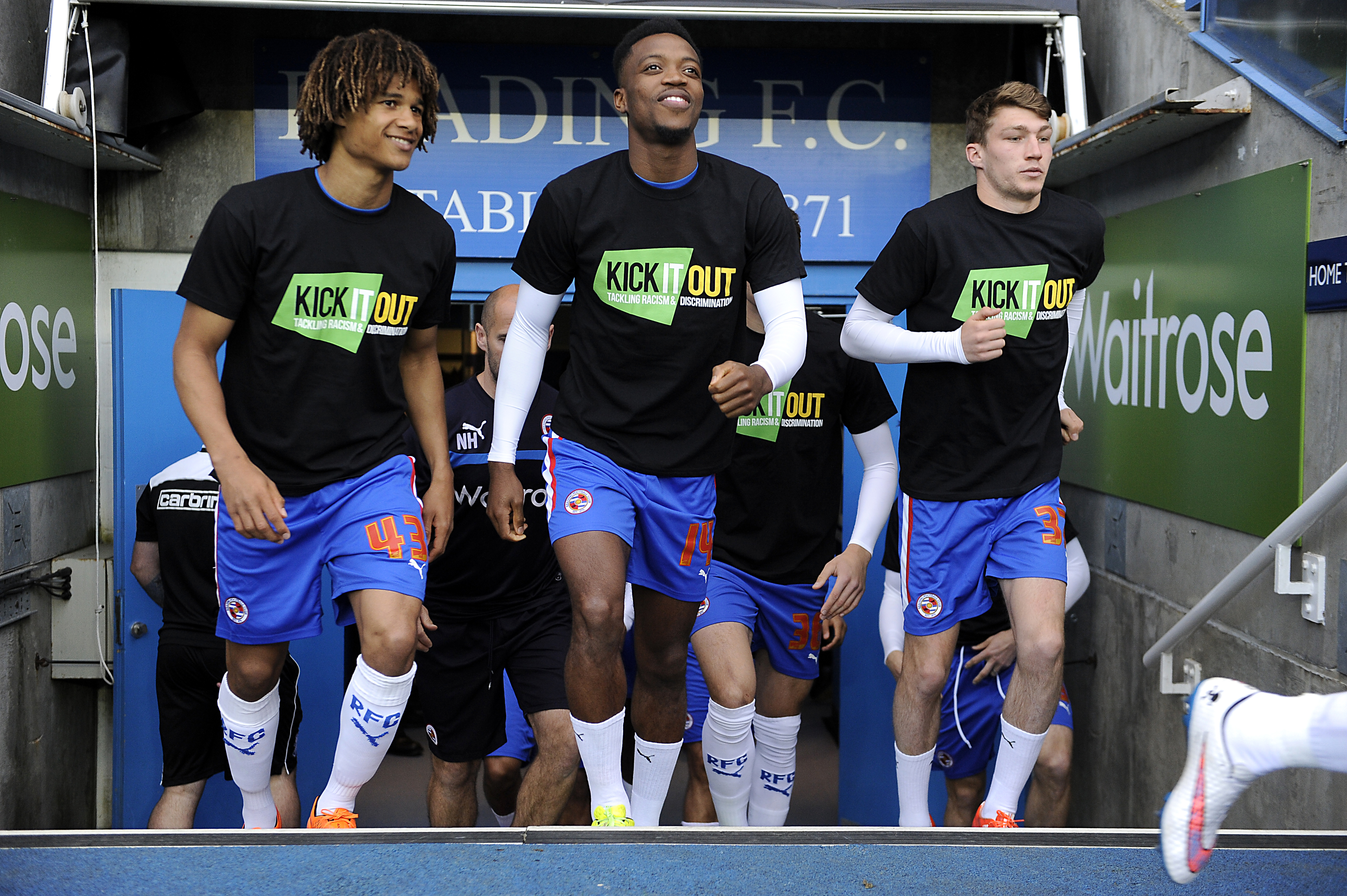 Soccer - Sky Bet Championship - Reading v Birmingham City - Madejski Stadium