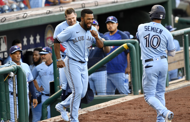 MLB: AUG 18 Blue Jays at Nationals