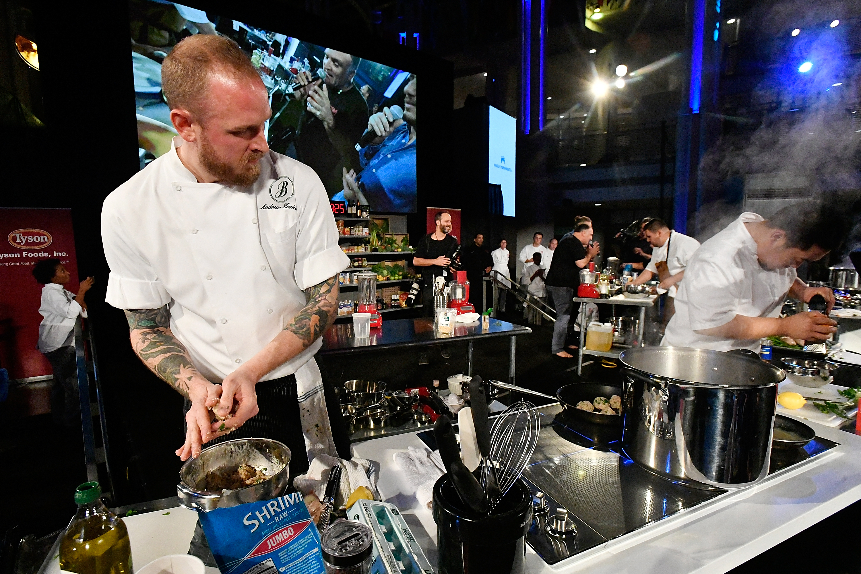 DC Central Kitchen's Capital Food Fight