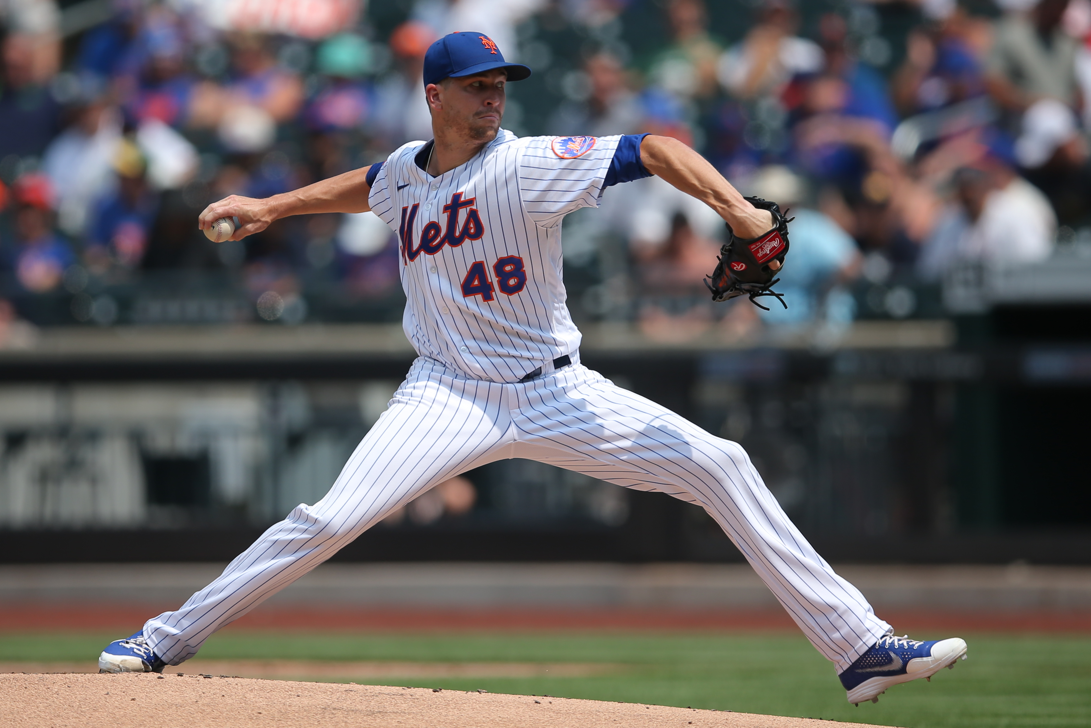 MLB: Milwaukee Brewers at New York Mets-Game 1