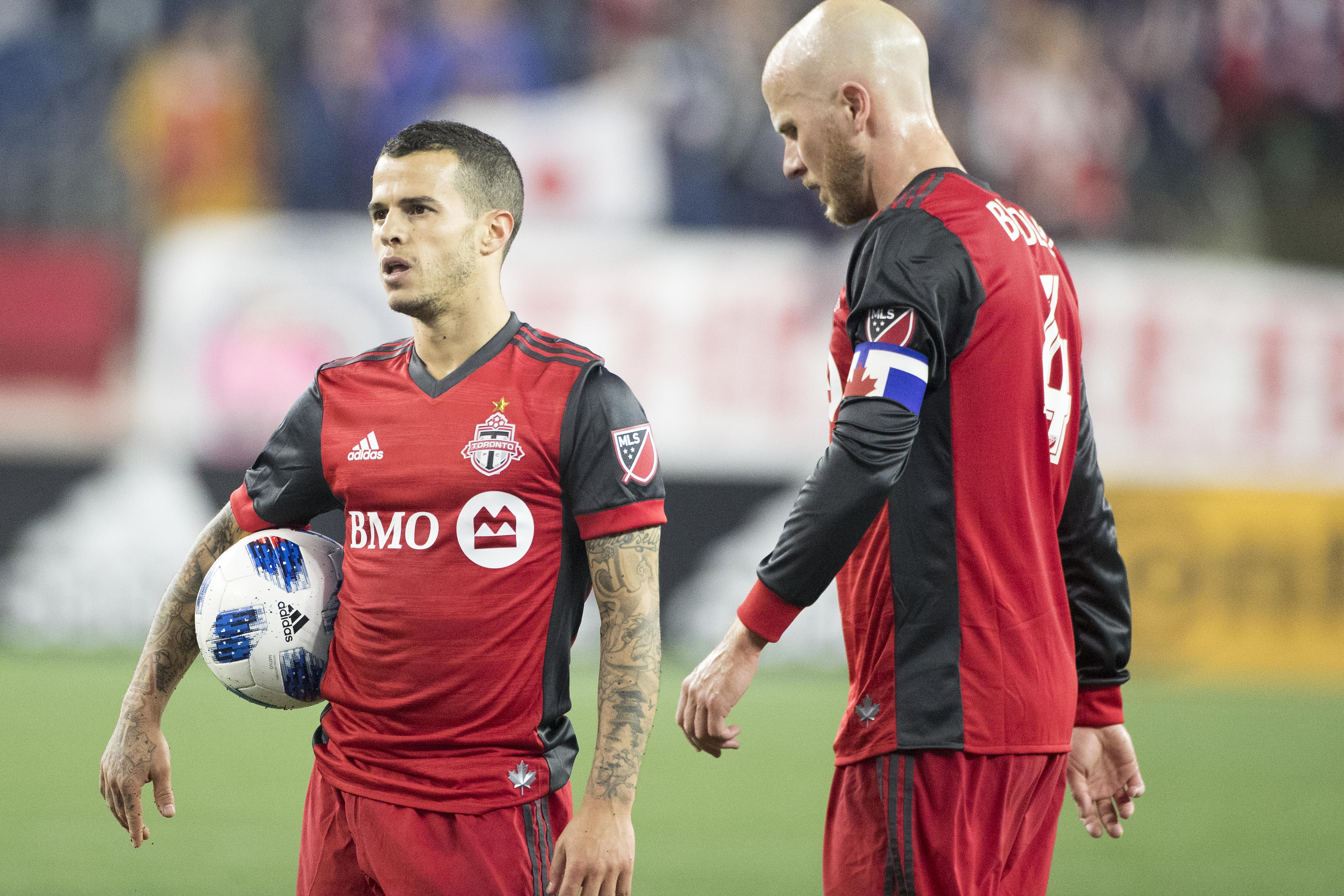 New England Revolution Vs Toronto FC