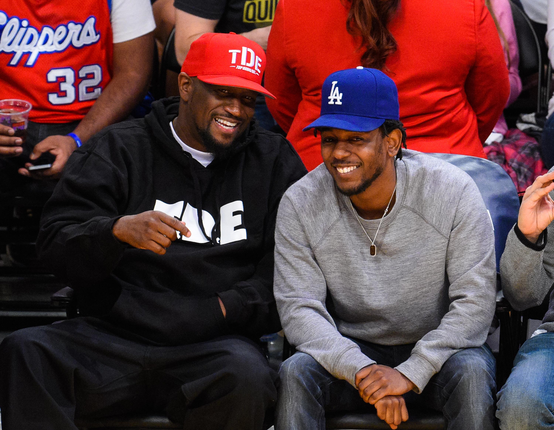 Top Dawg/Kendrick Lamar