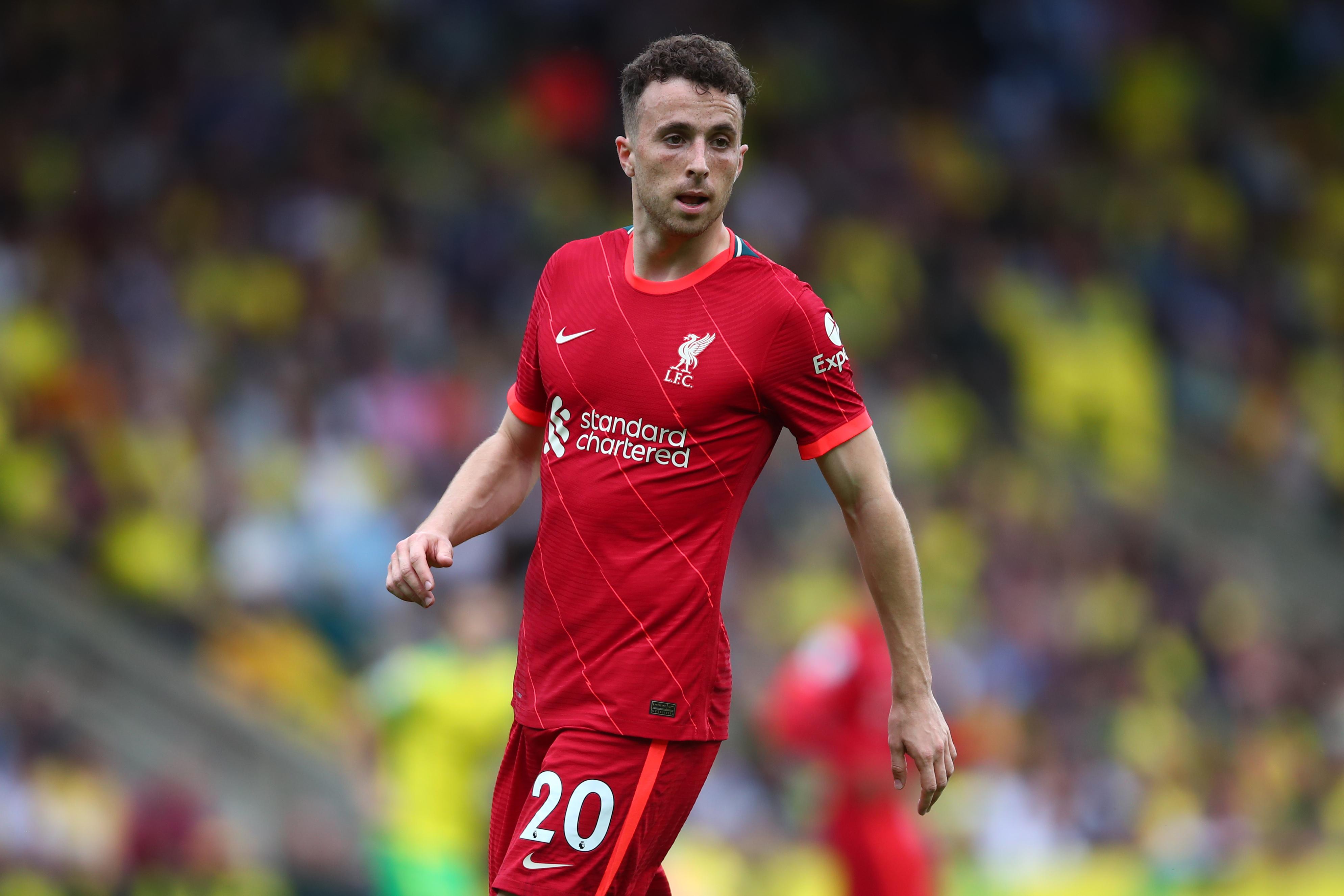 Diogo Jota - Liverpool - Premier League