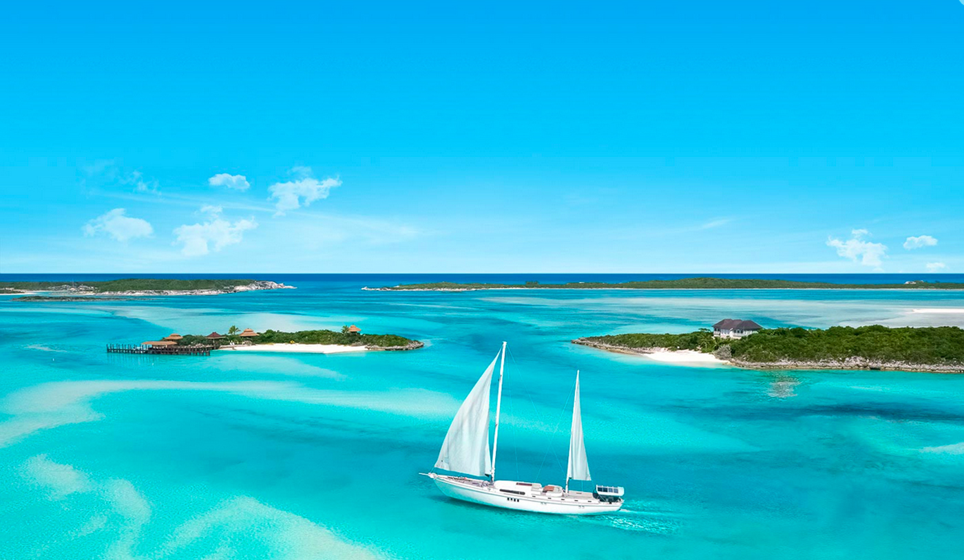 This was the year I was sure I would be able to make use of a timeshare I've owned in Nassau, Bahamas since 1996. But the world had other plans.