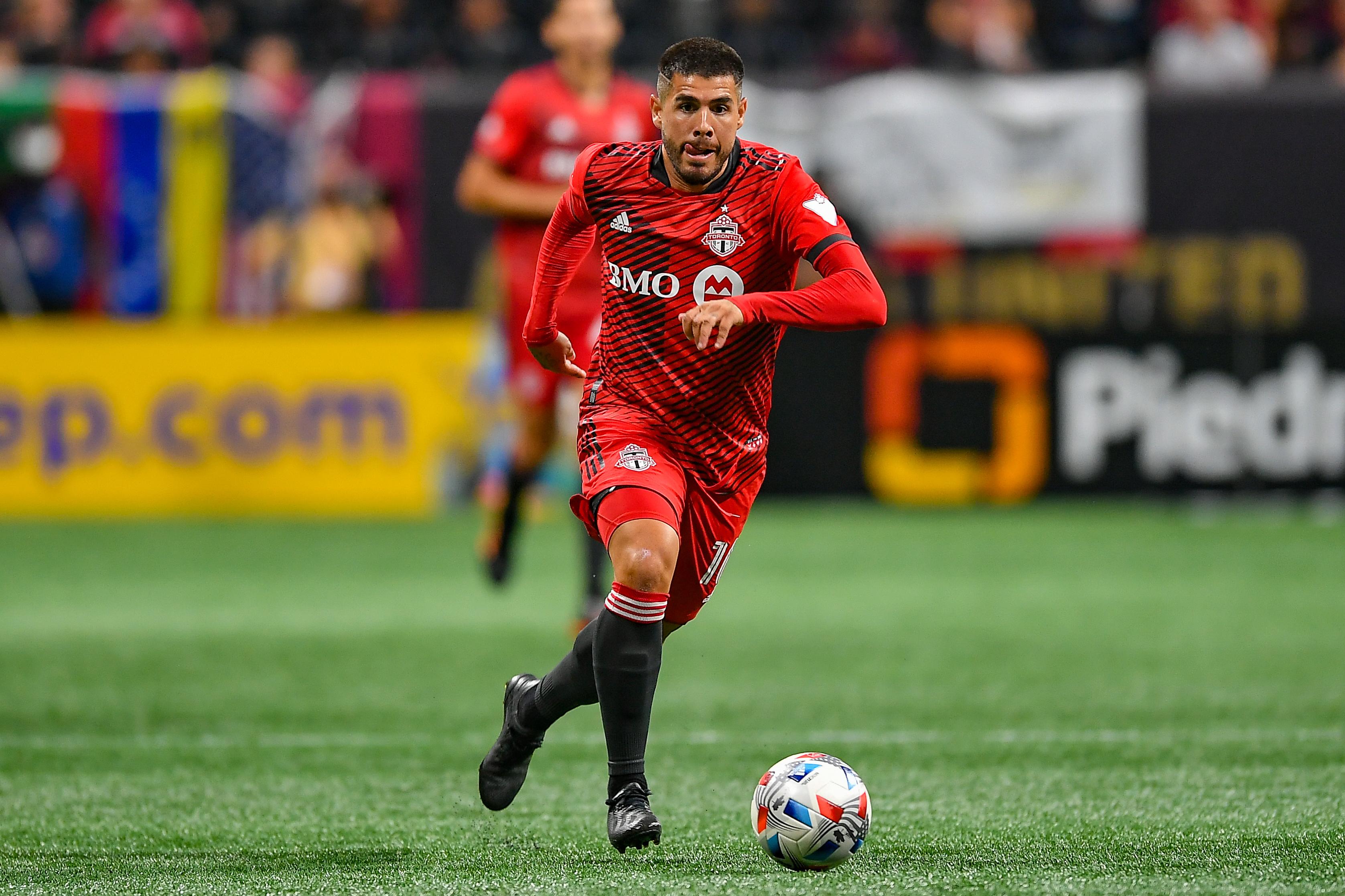 SOCCER: AUG 18 MLS - Toronto FC at Atlanta United FC