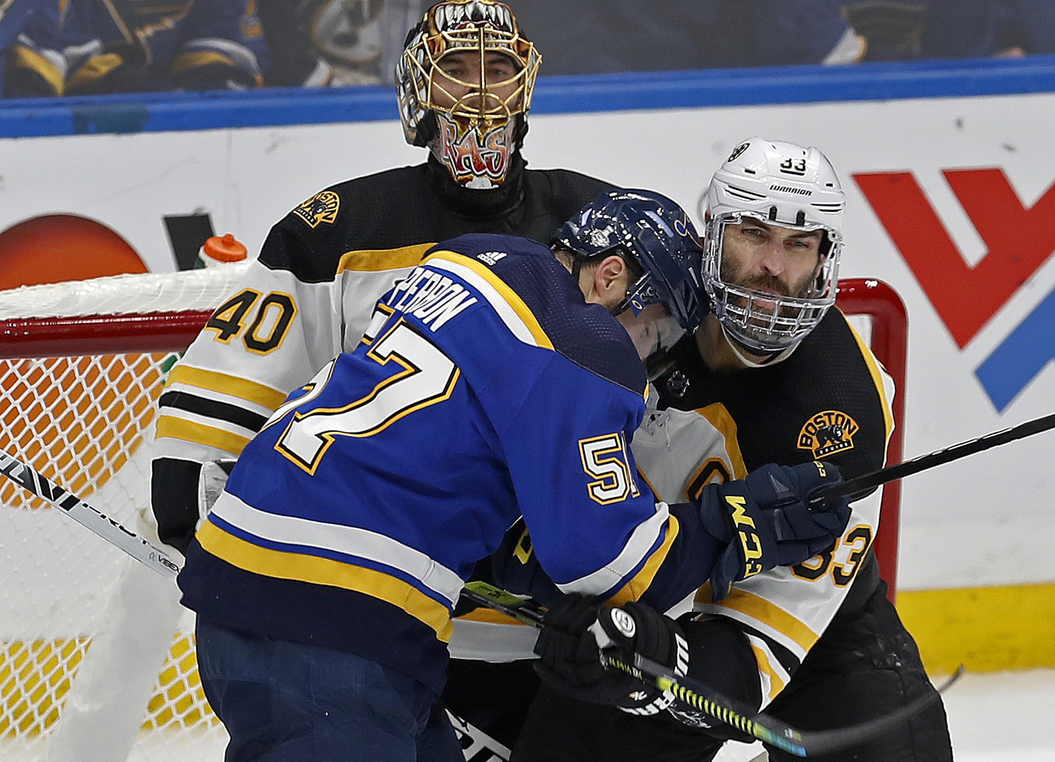 2019 Stanley Cup Finals: St. Louis Blues Vs Boston Bruins At Enterprise Center