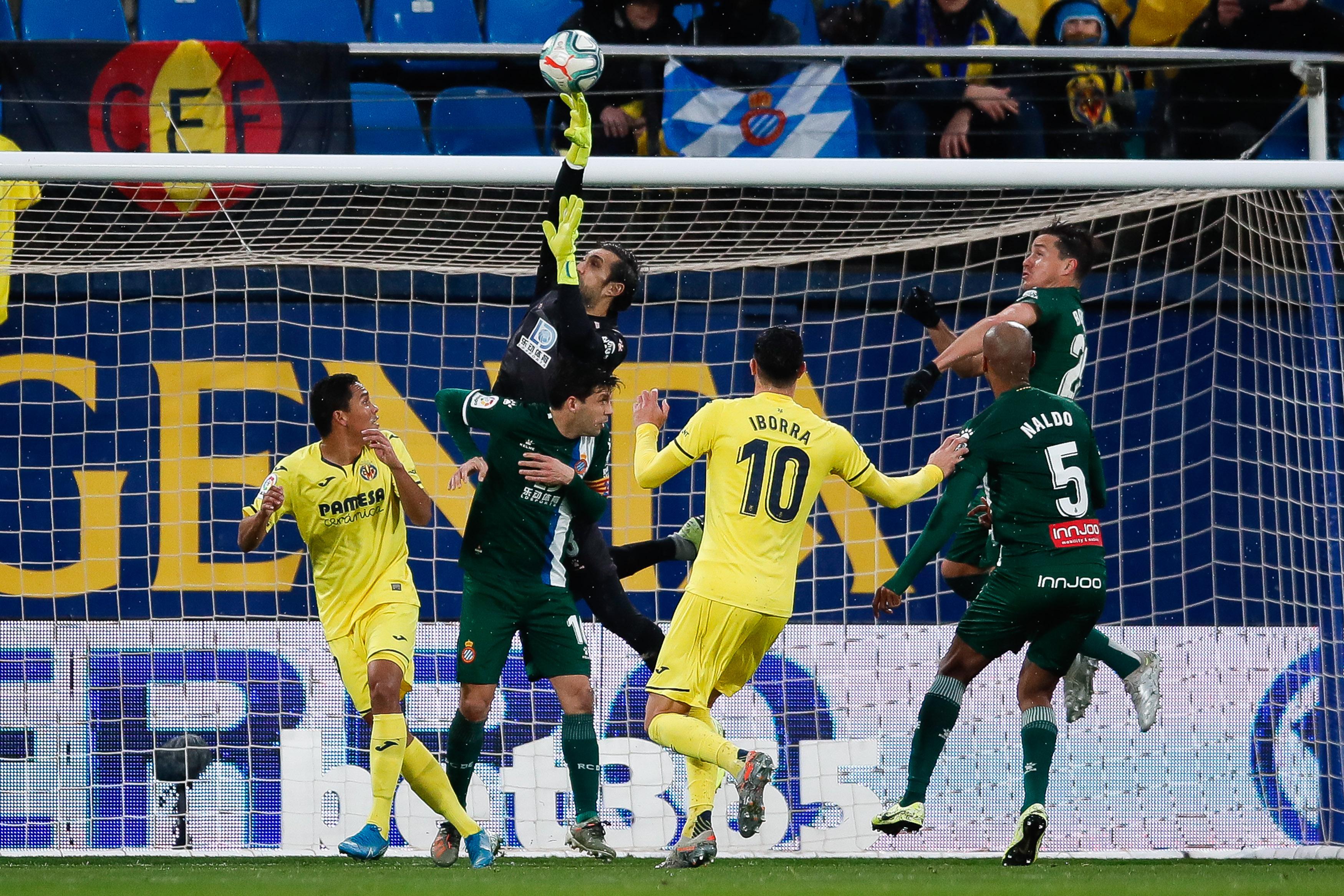 Villarreal CF v RCD Espanyol - La Liga
