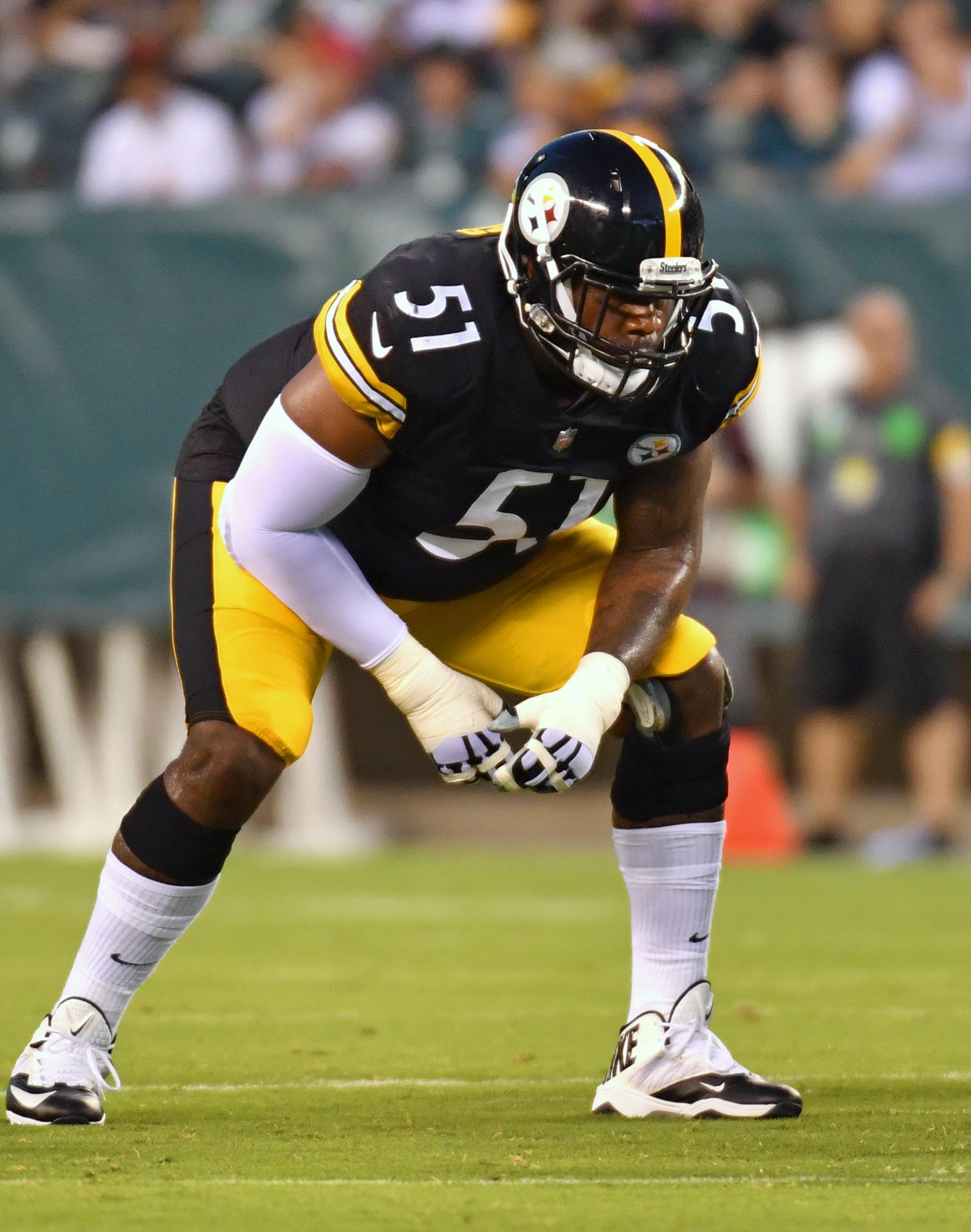 NFL: Pittsburgh Steelers at Philadelphia Eagles