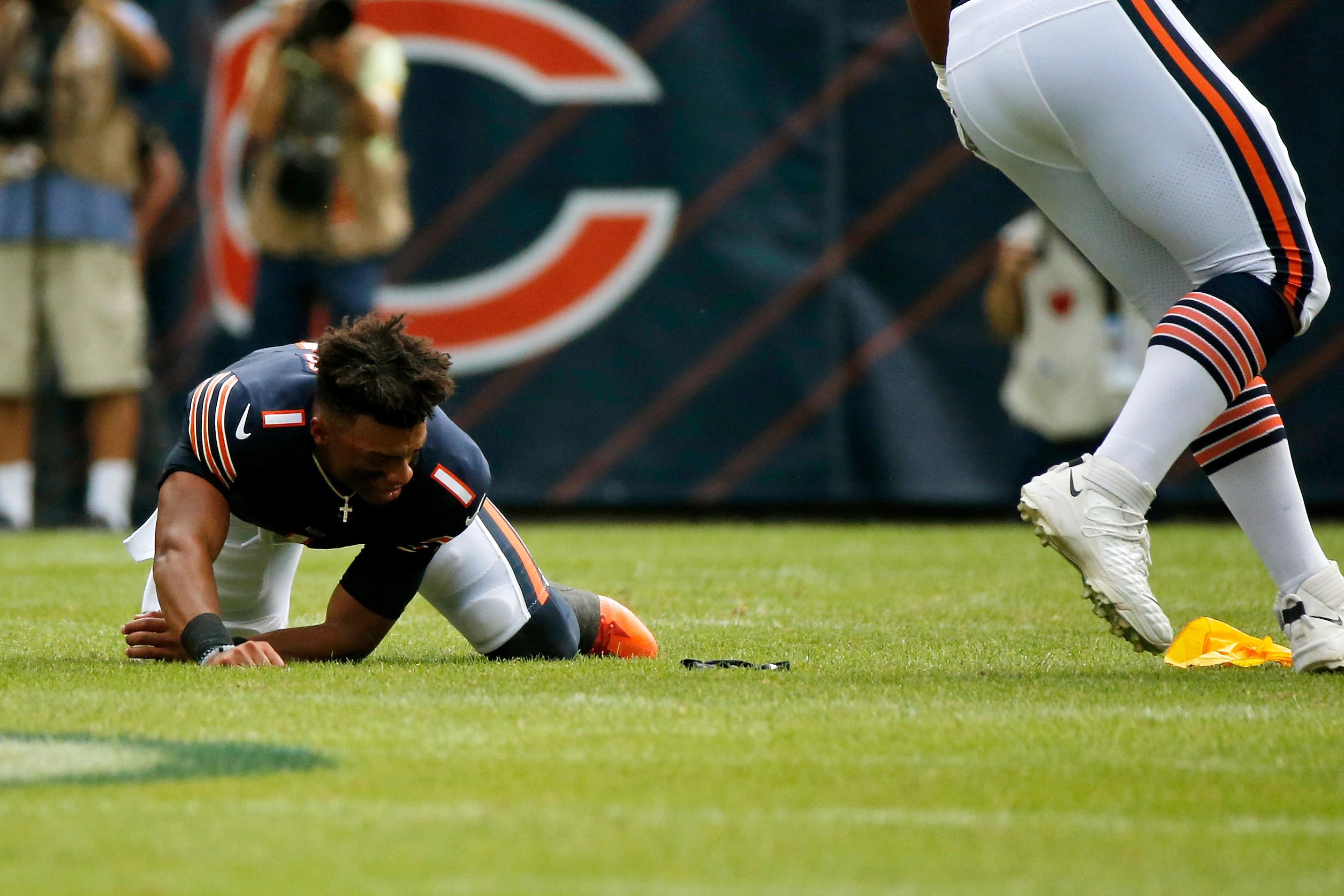NFL: Buffalo Bills at Chicago Bears