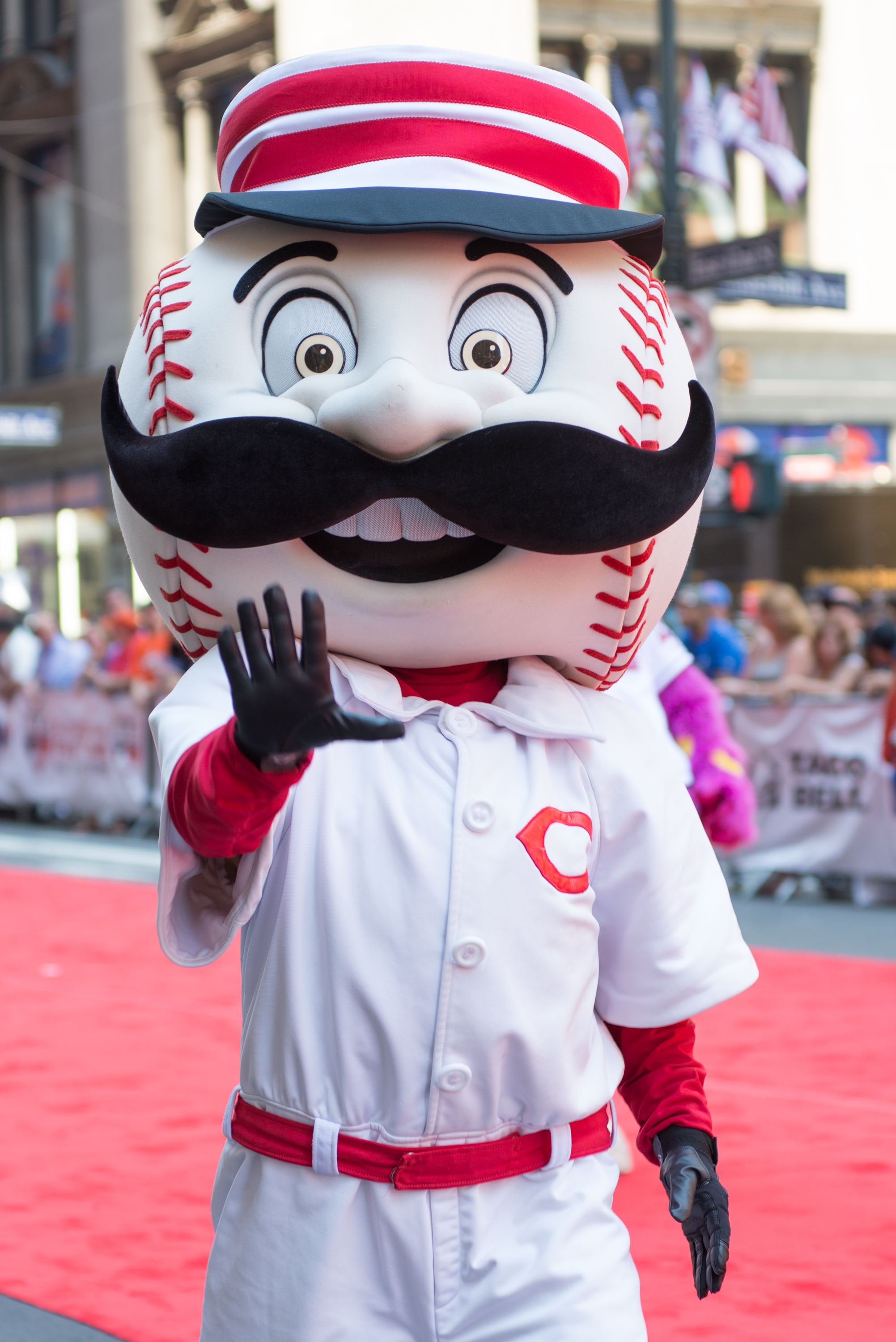 2013 MLB All-Star Red Carpet Show Presented By Chevrolet