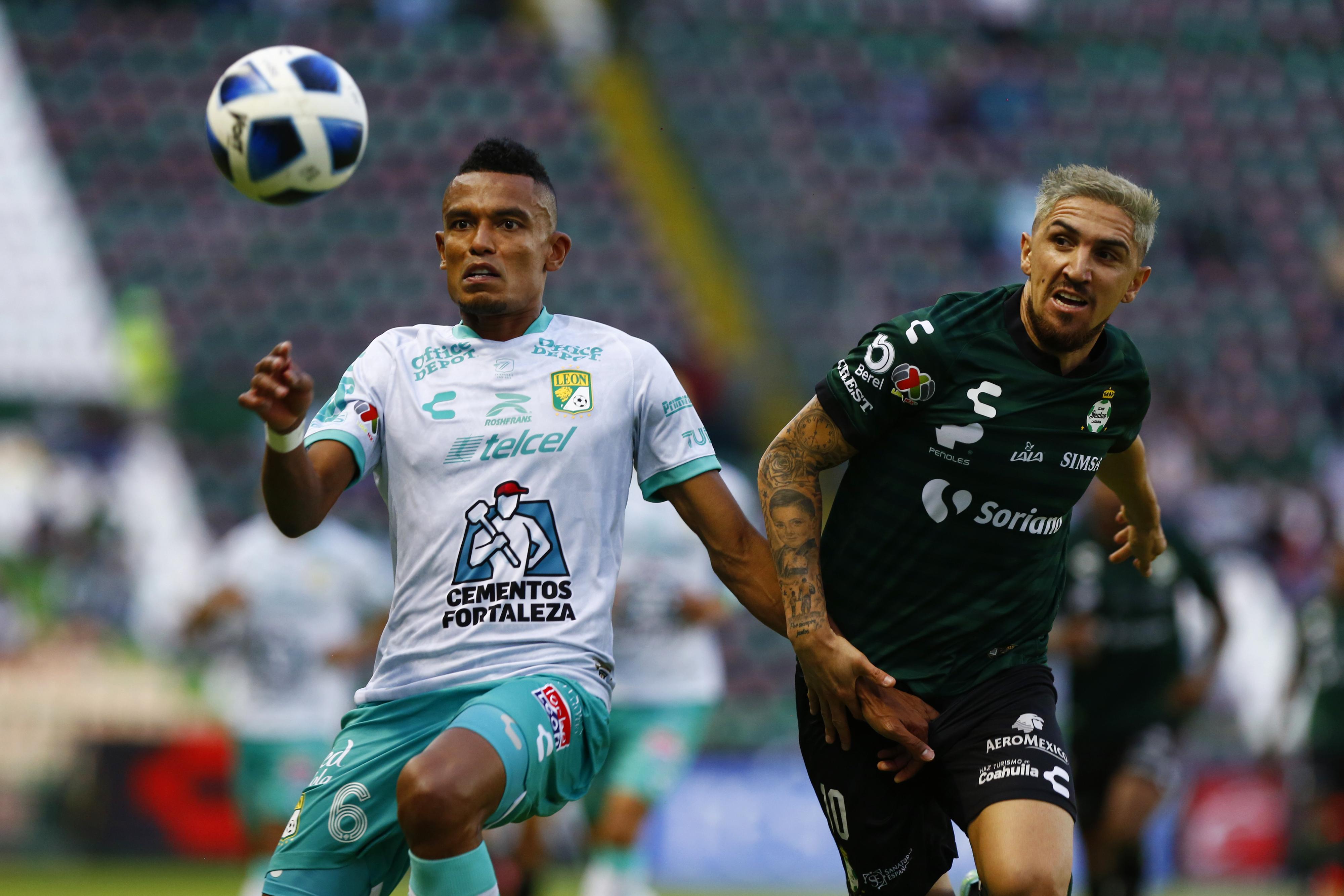 Leon v Santos Laguna - Torneo Apertura 2021 Liga MX