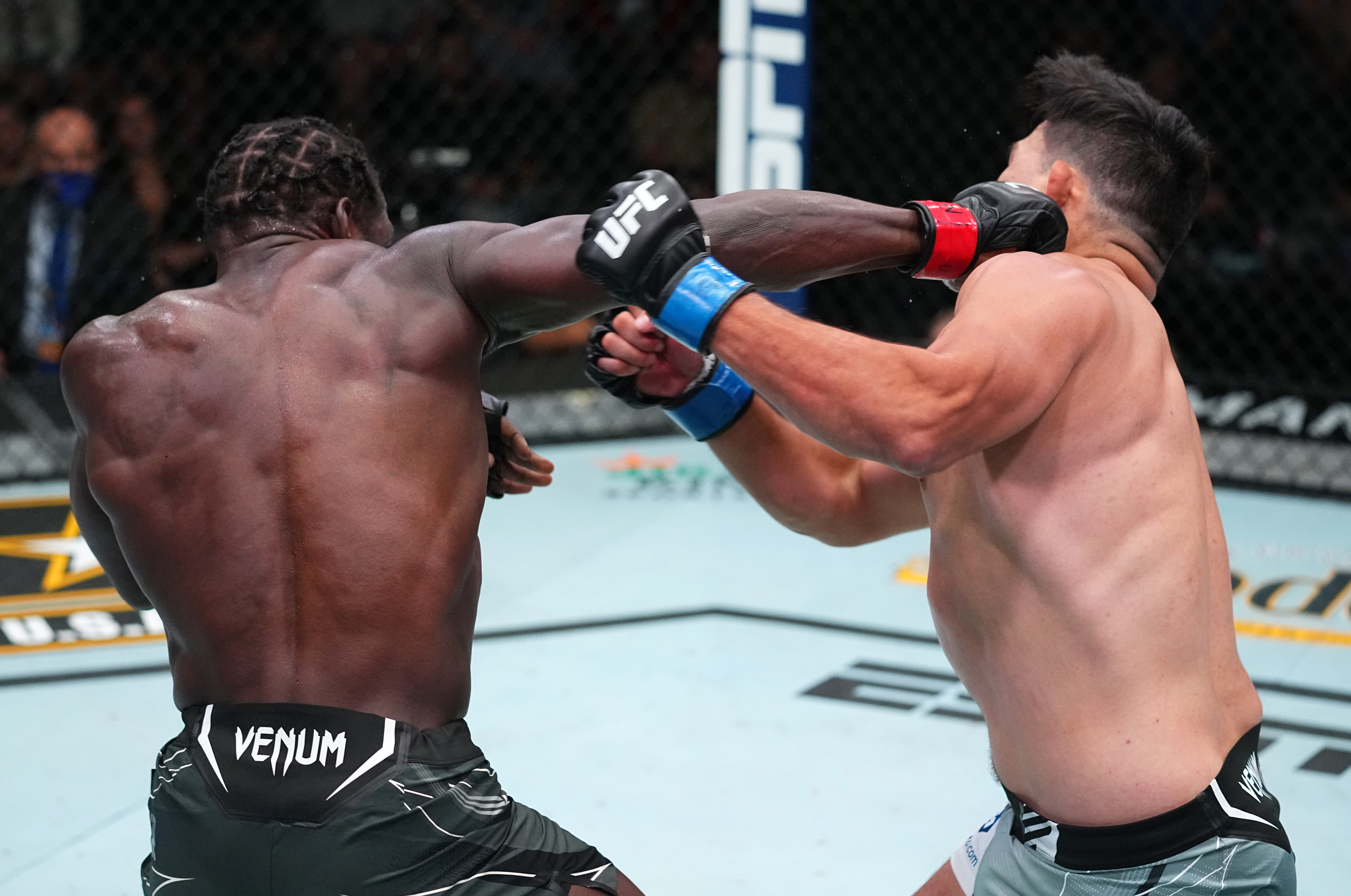 UFC Fight Night: Cannonier v Gastelum