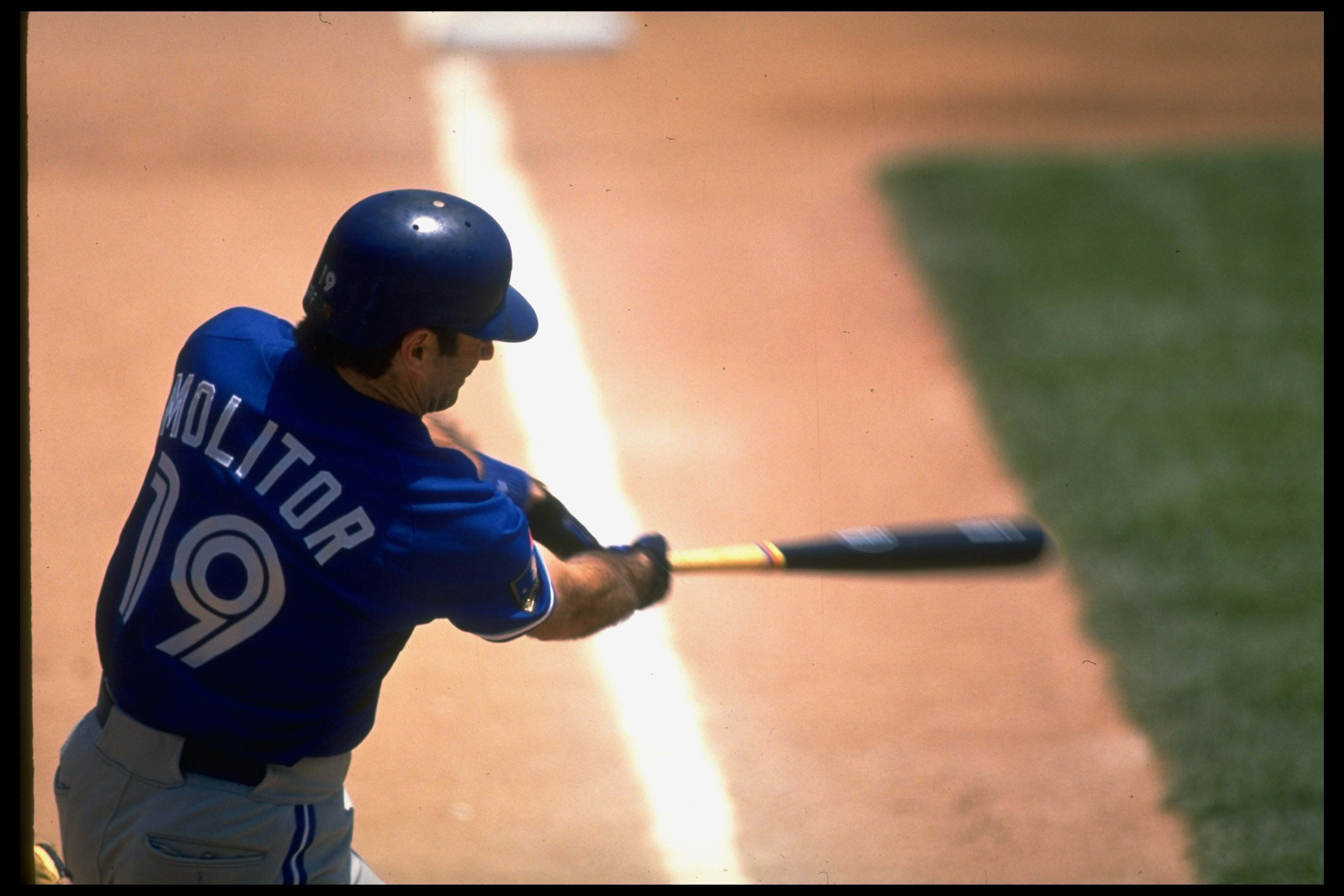 Baseball: Toronto Blue Jays Paul Molitor