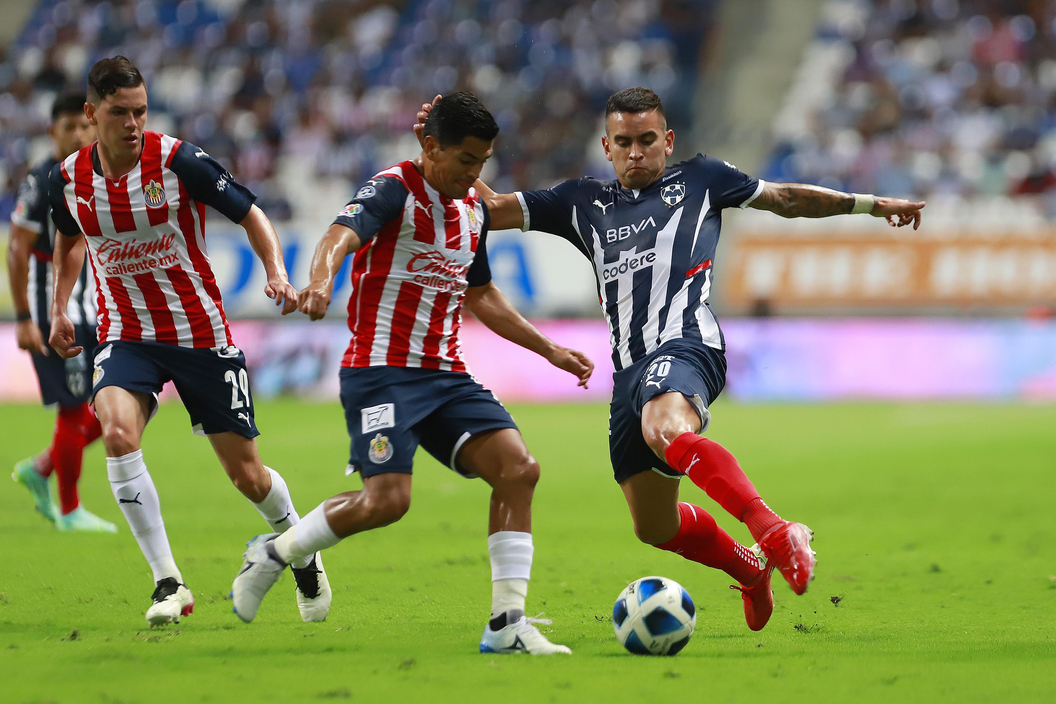 Monterrey v Chivas - Torneo Apertura 2021 Liga MX
