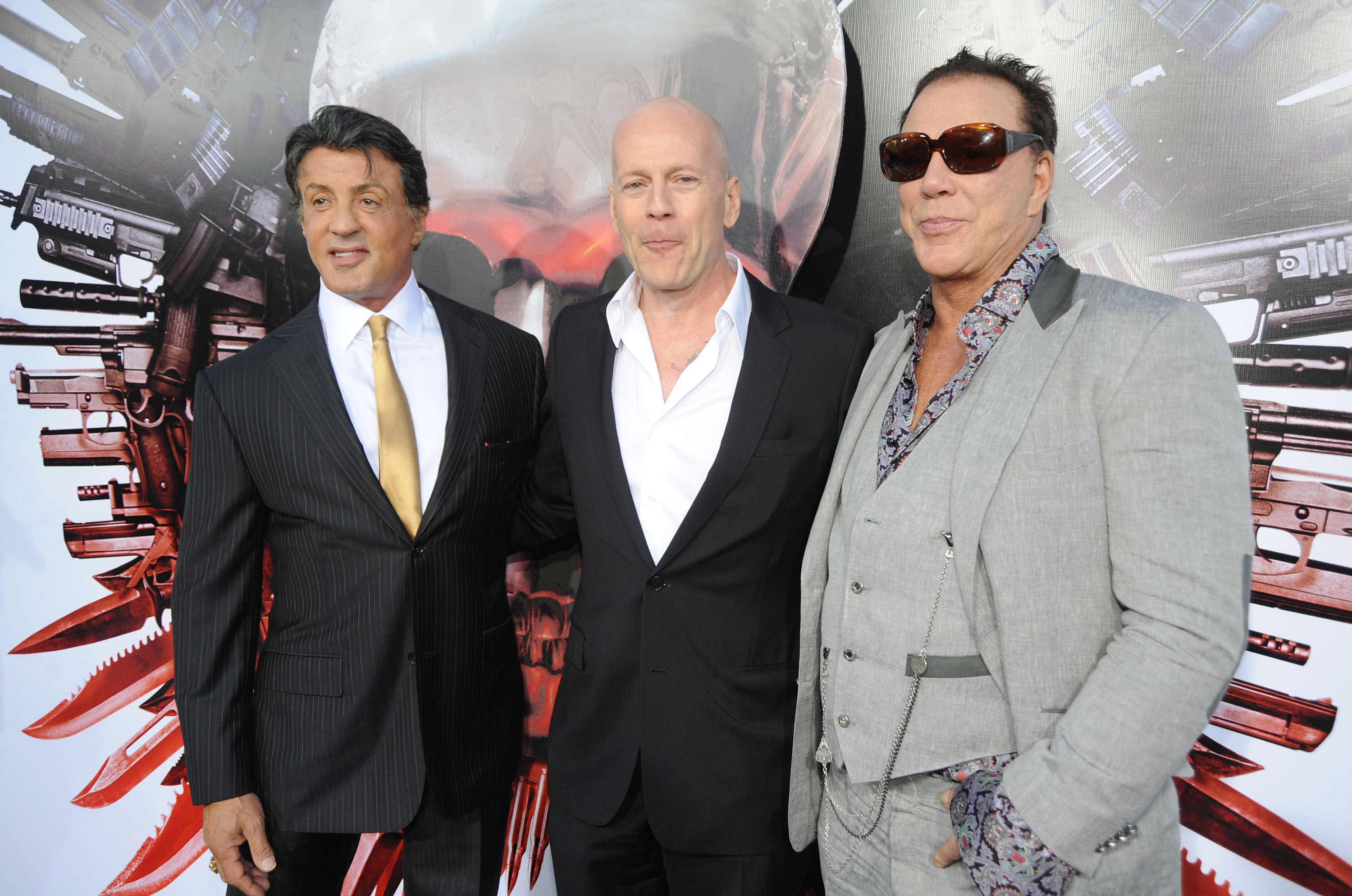 """""""The Expendables"""" - Los Angeles Premiere - Red Carpet"""