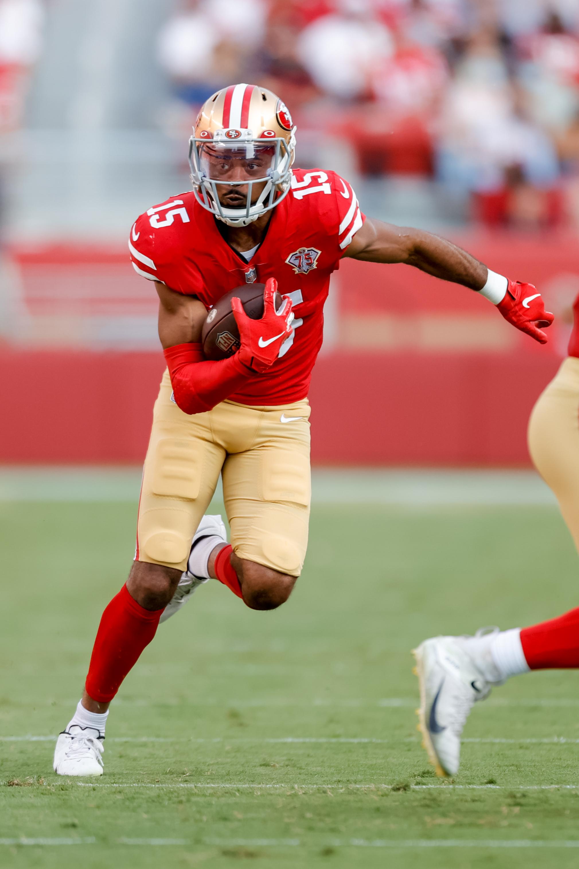 NFL: AUG 14 Preseason - Chiefs at 49ers