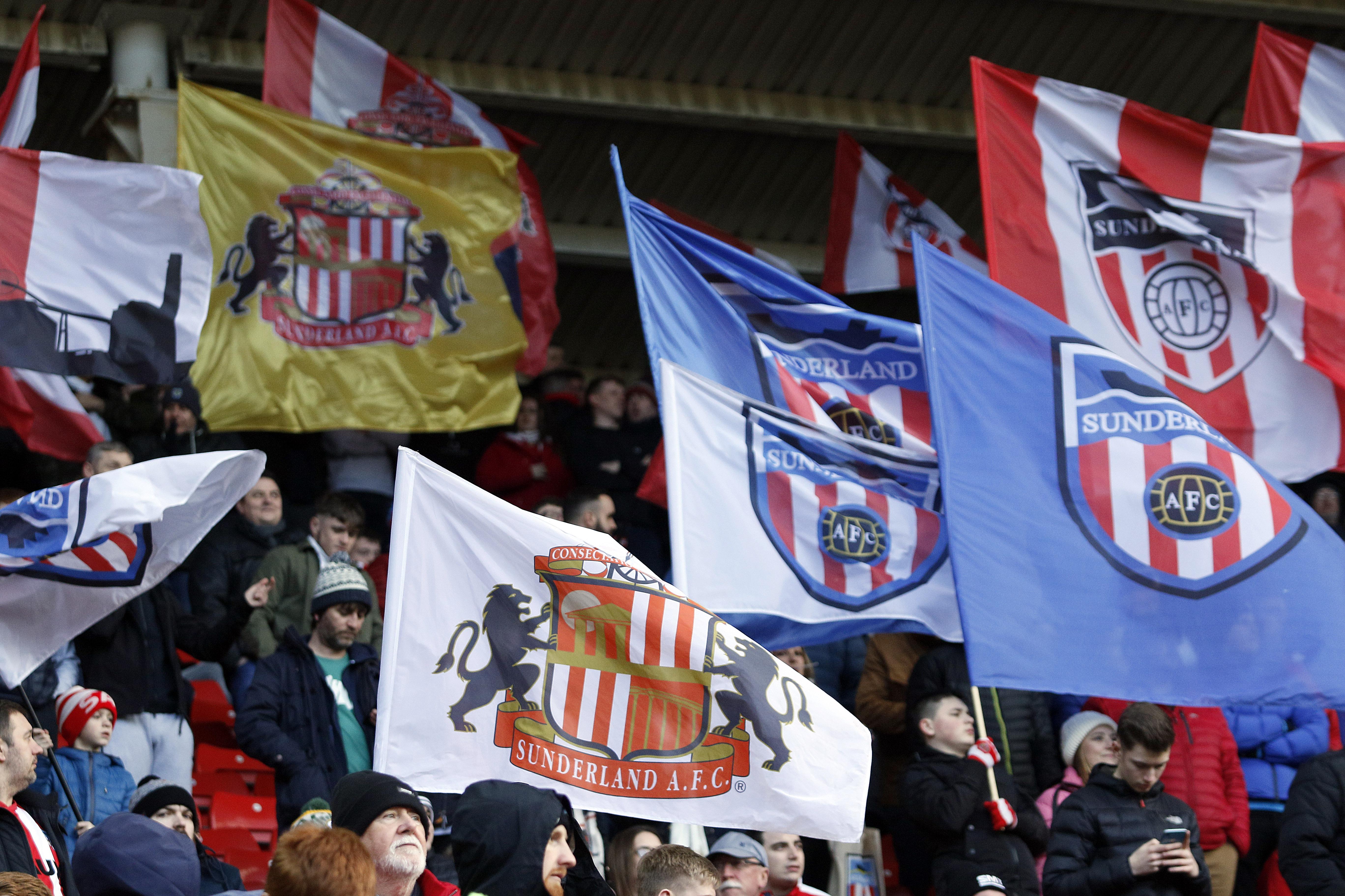 Sunderland v Ipswich Town - Sky Bet League One