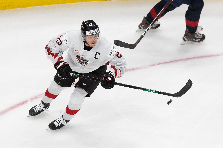 United States v Austria: Preliminary Round Group B - 2021 IIHF World Junior Championship