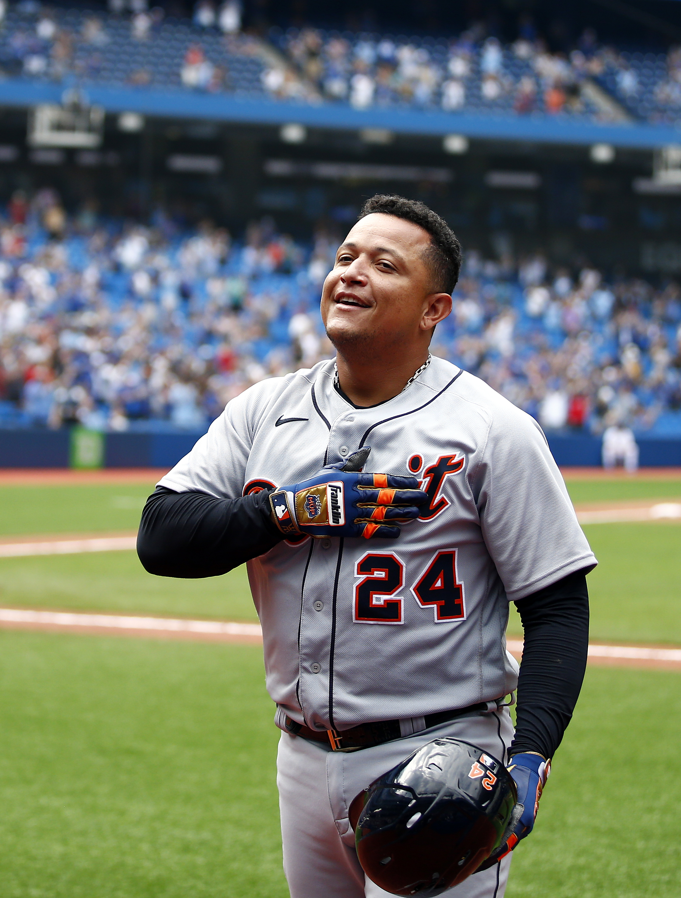 Detroit Tigers v Toronto Blue Jays