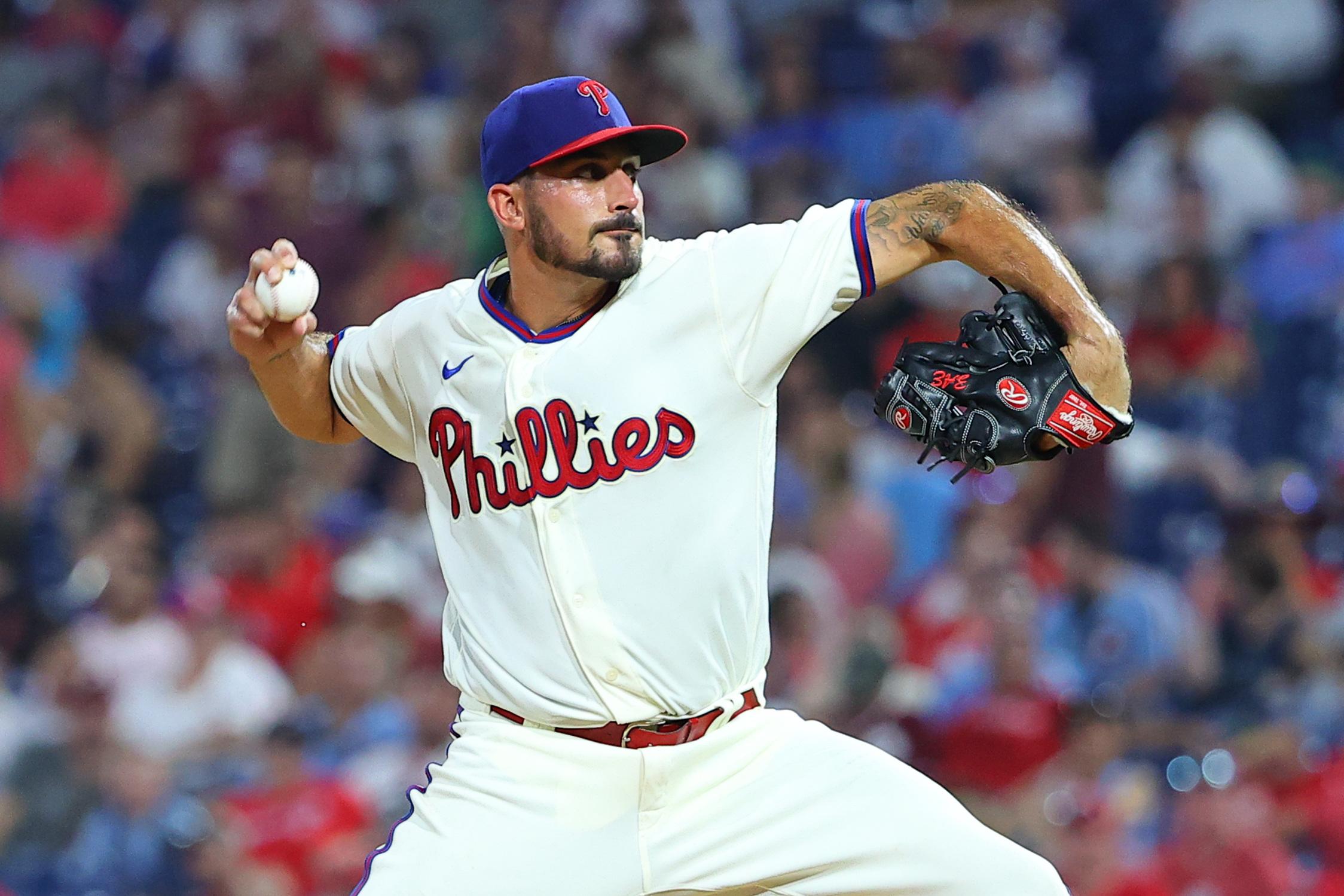 MLB: JUL 16 Marlins at Phillies - Game 2