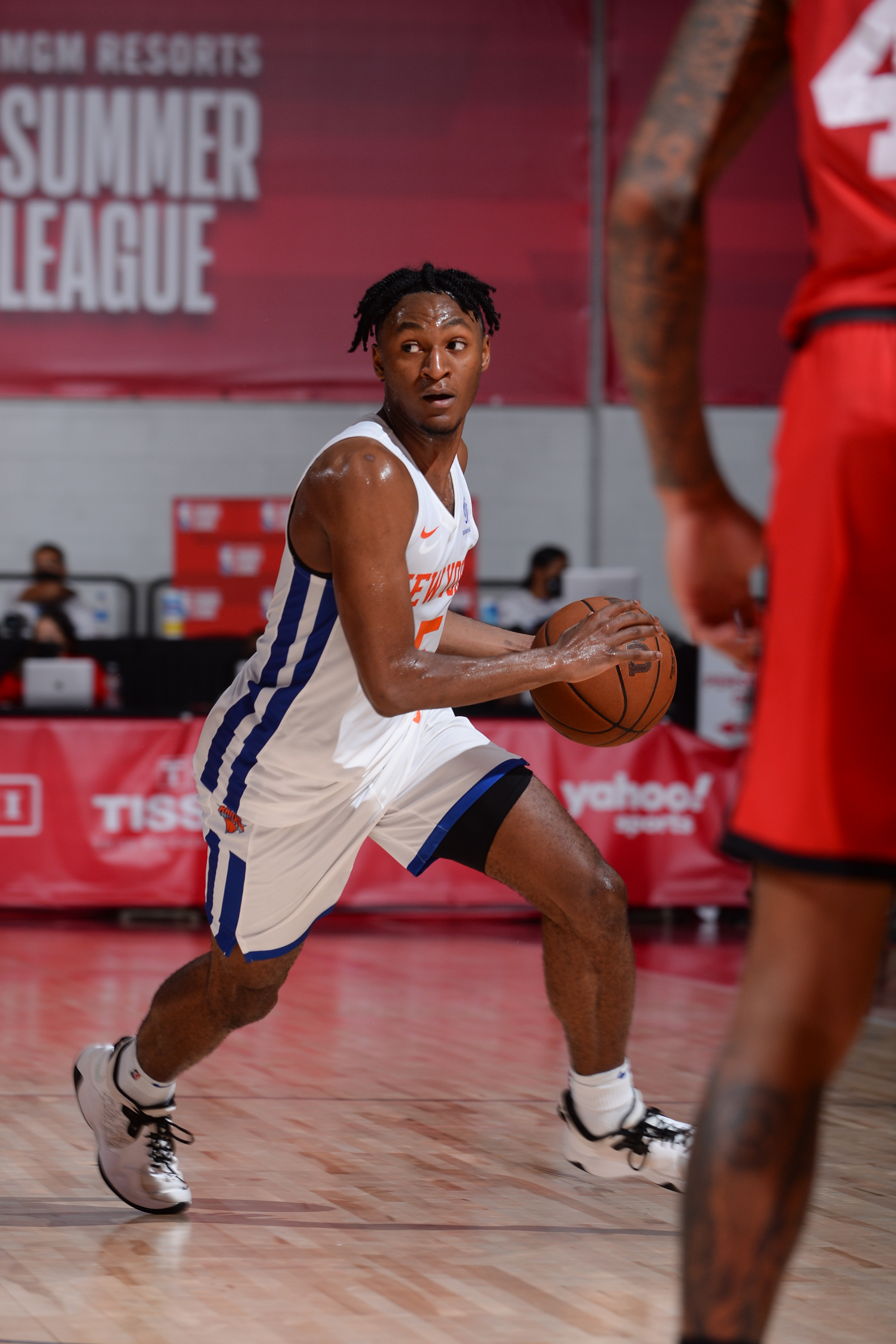2021 Las Vegas Summer League - Atlanta Hawks v New York Knicks