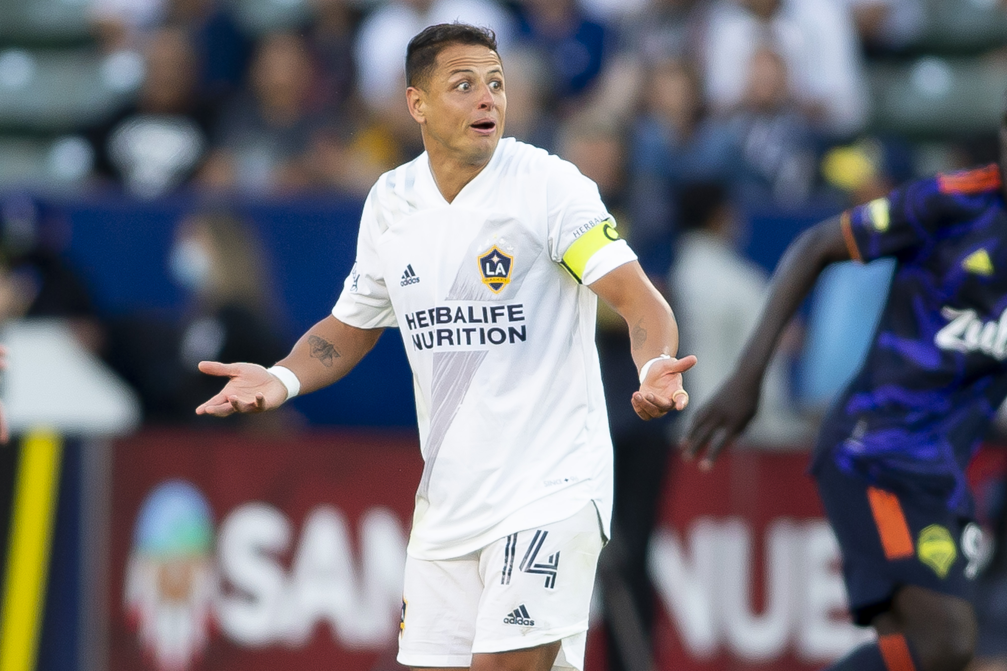 Seattle Sounders FC v Los Angeles Galaxy