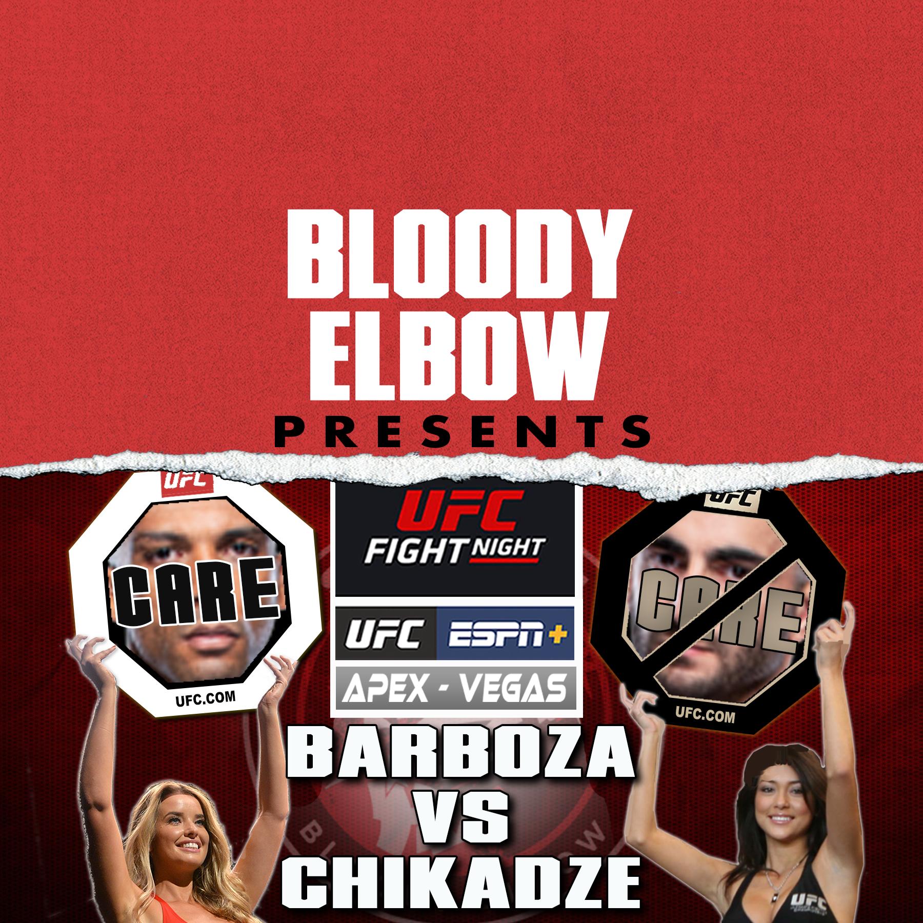 CDC, Care/Don't Care Podcast, UFC Vegas 34, UFC Vegas 35, UFC Podcast, Cannonier vs Gastelum, Barboza vs Chikadze, UFC Reactions, UFC Picks,
