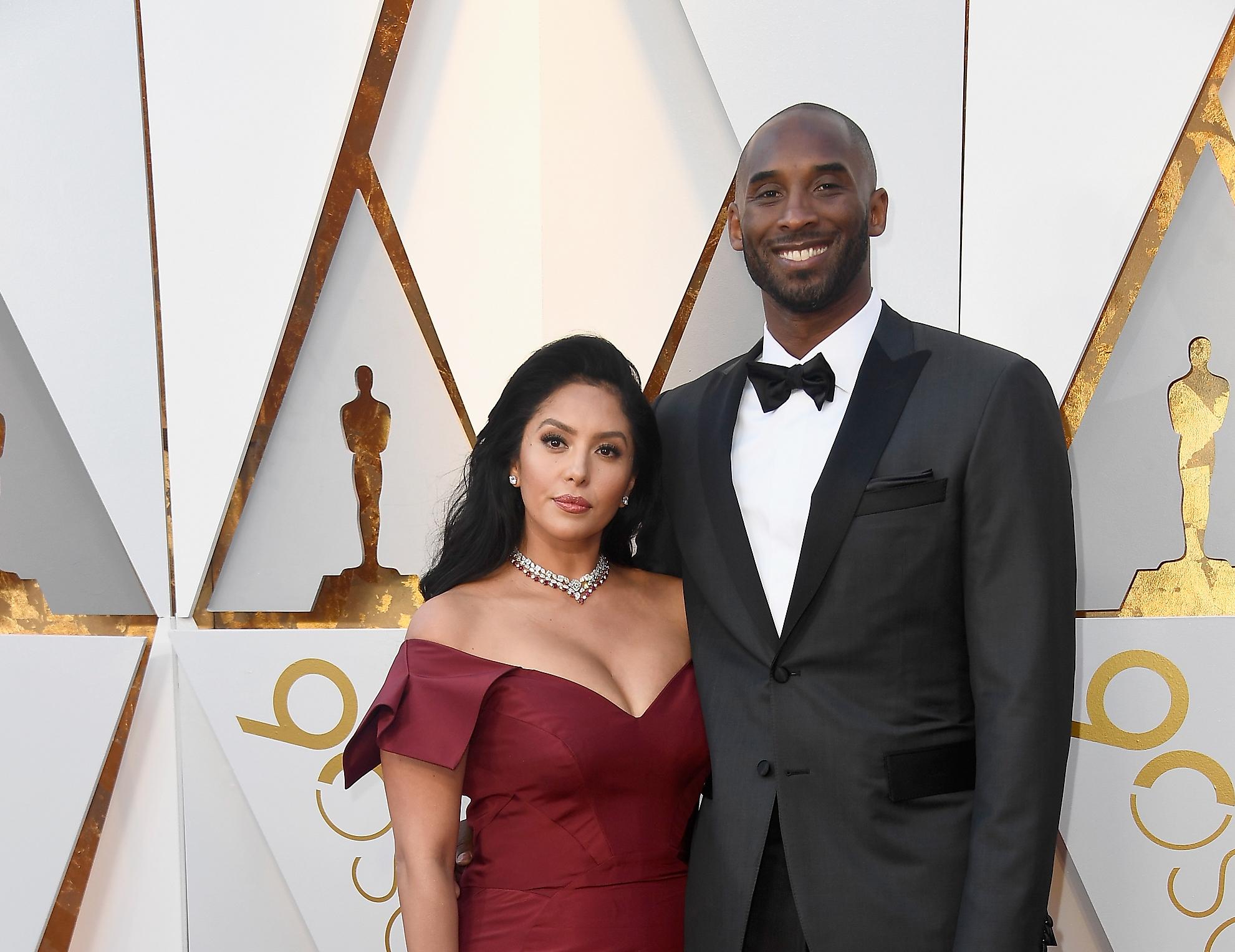 Vanessa/Kobe Bryant