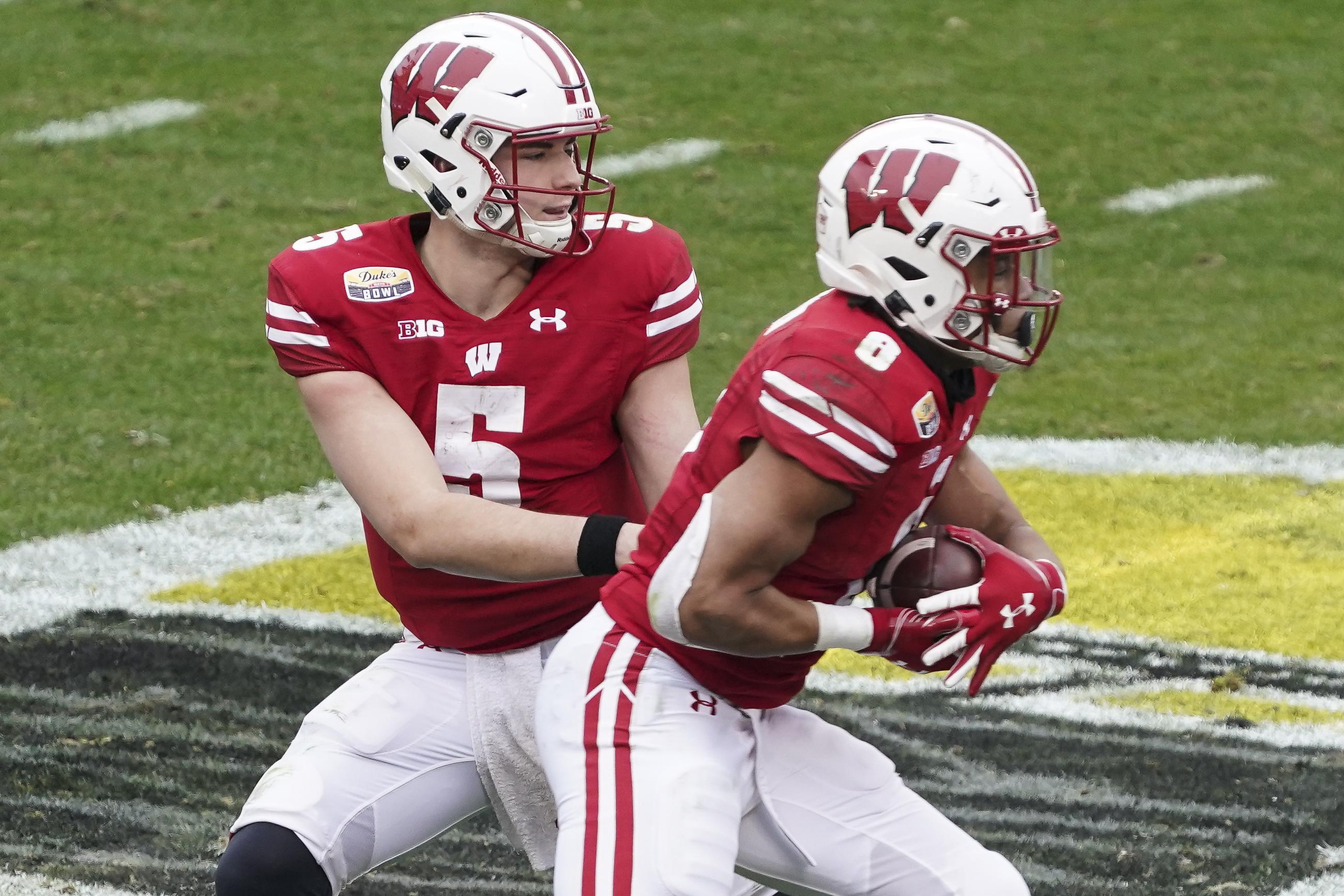 NCAA Football: Duke's Mayo Bowl-Wake Forest vs Wisconsin