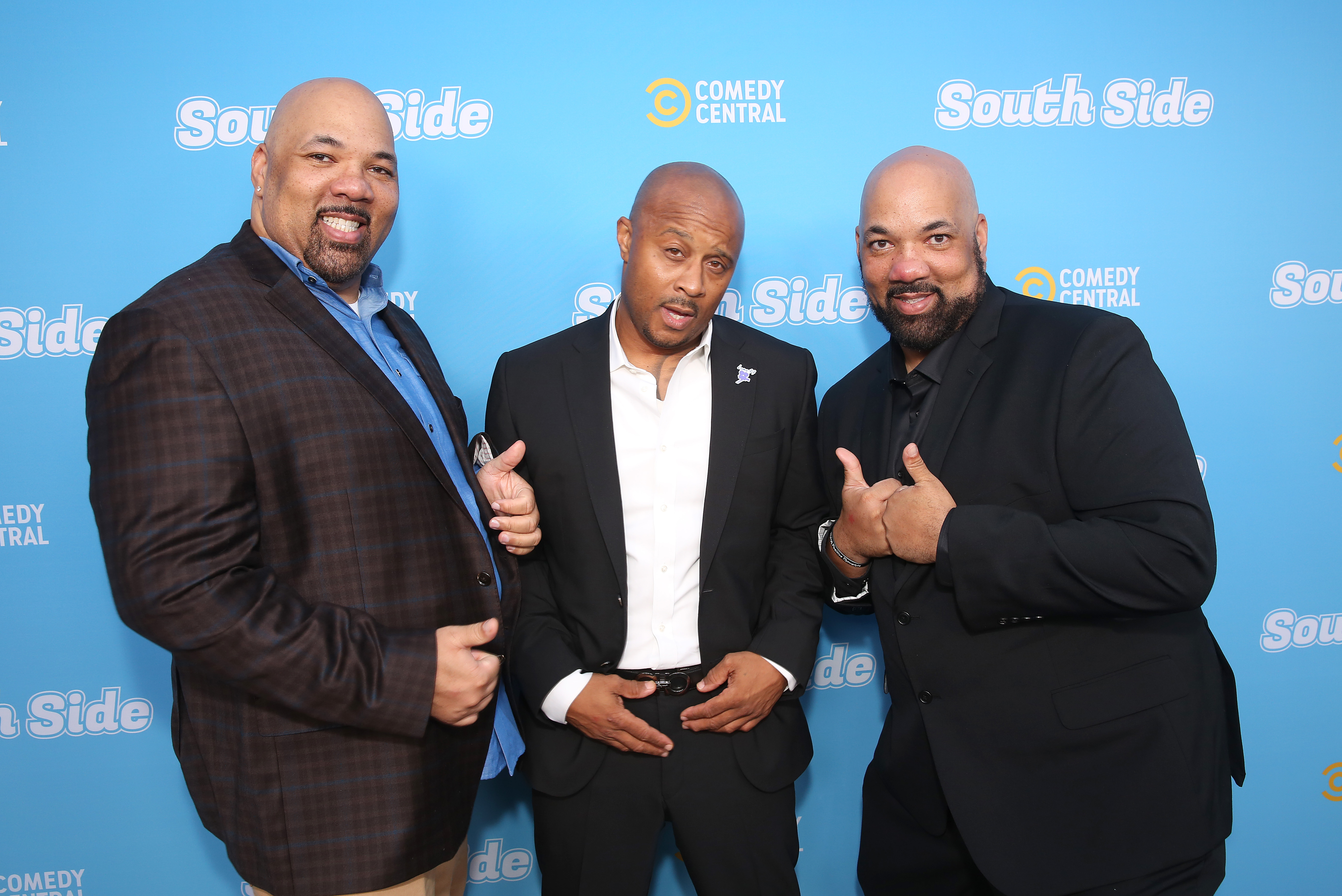 South Side 2019 Series Premiere Party