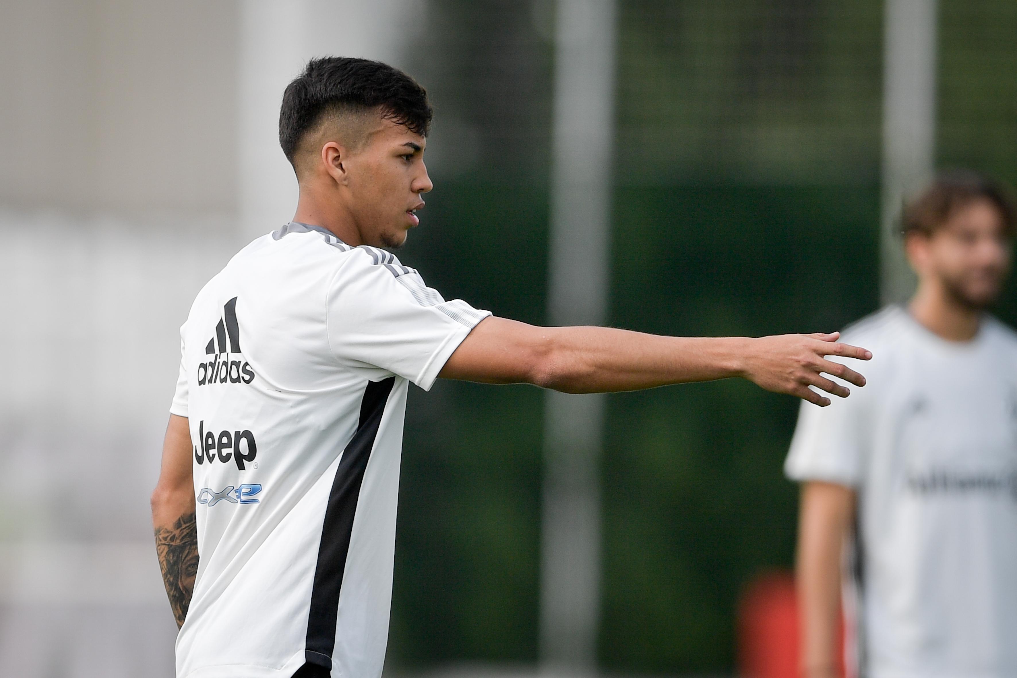 Juventus Training Session