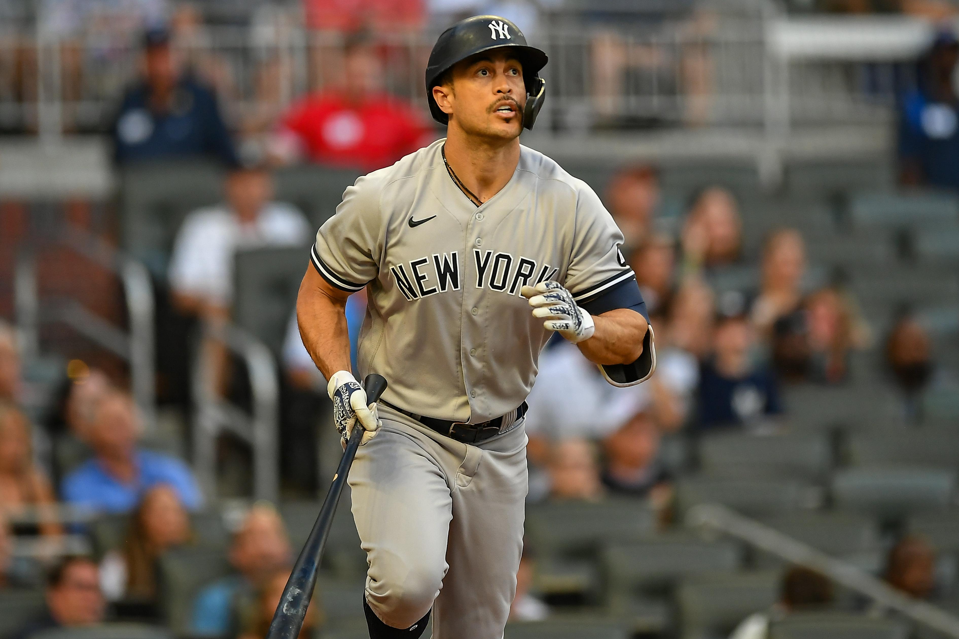 MLB: AUG 23 Yankees at Braves