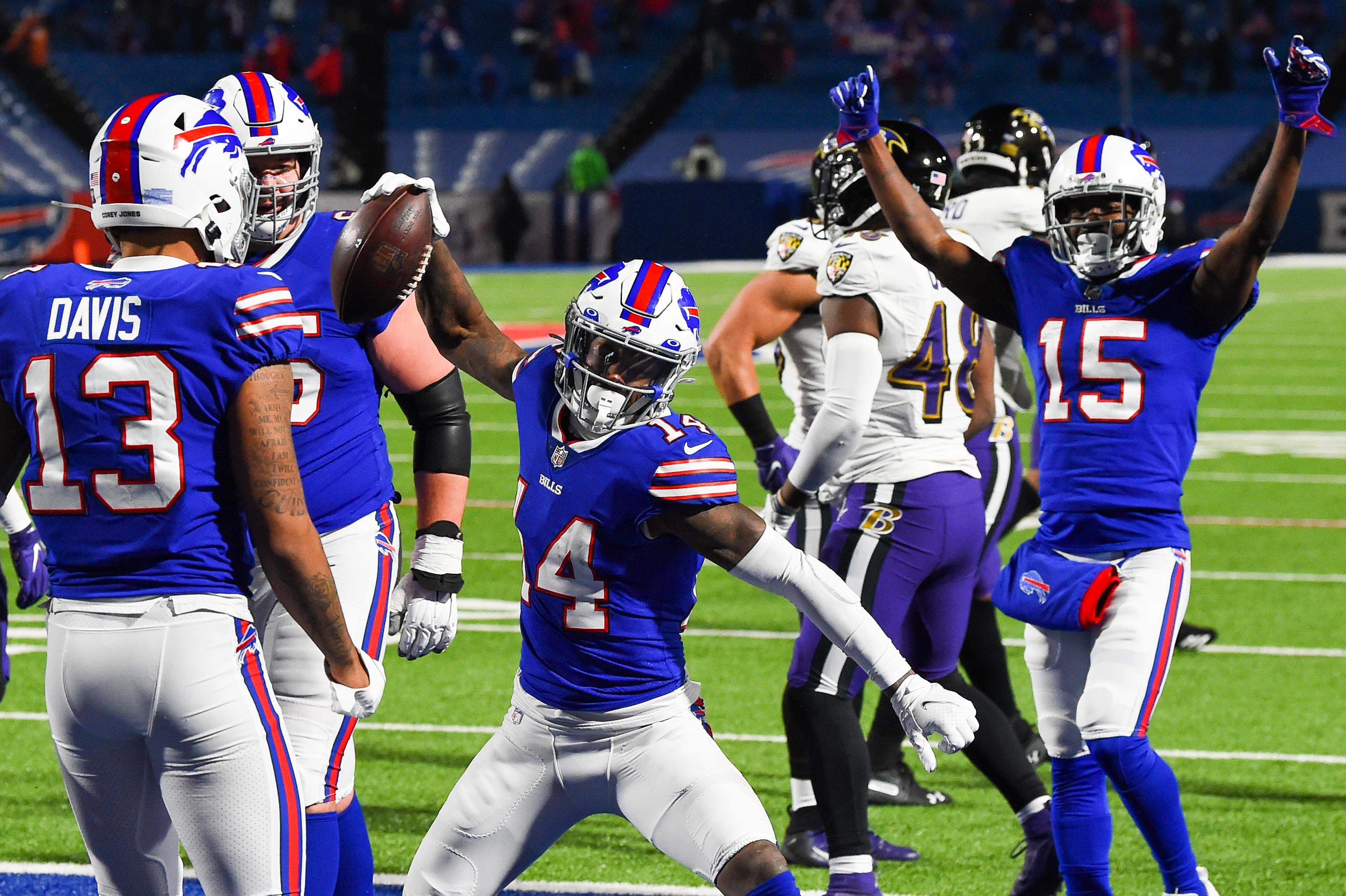 NFL: AFC Divisional Round-Baltimore Ravens at Buffalo Bills