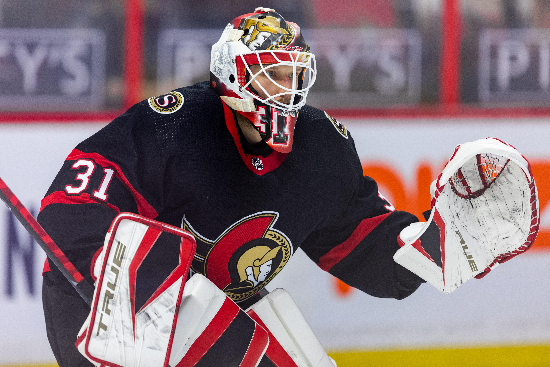 NHL: MAY 05 Canadiens at Senators