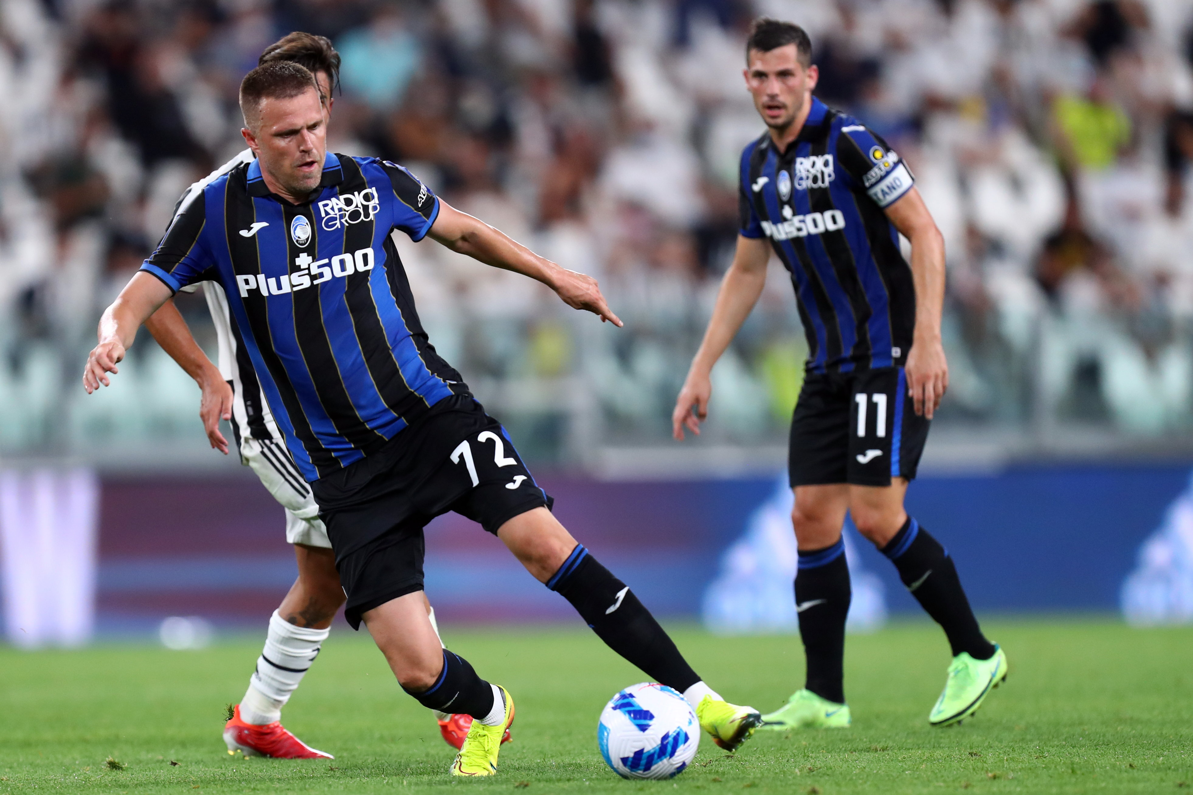 Juventus v Atalanta Bergamo - Pre-Season Friendly Match