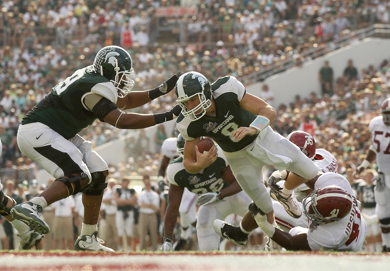 Capital One Bowl - Alabama v Michigan State