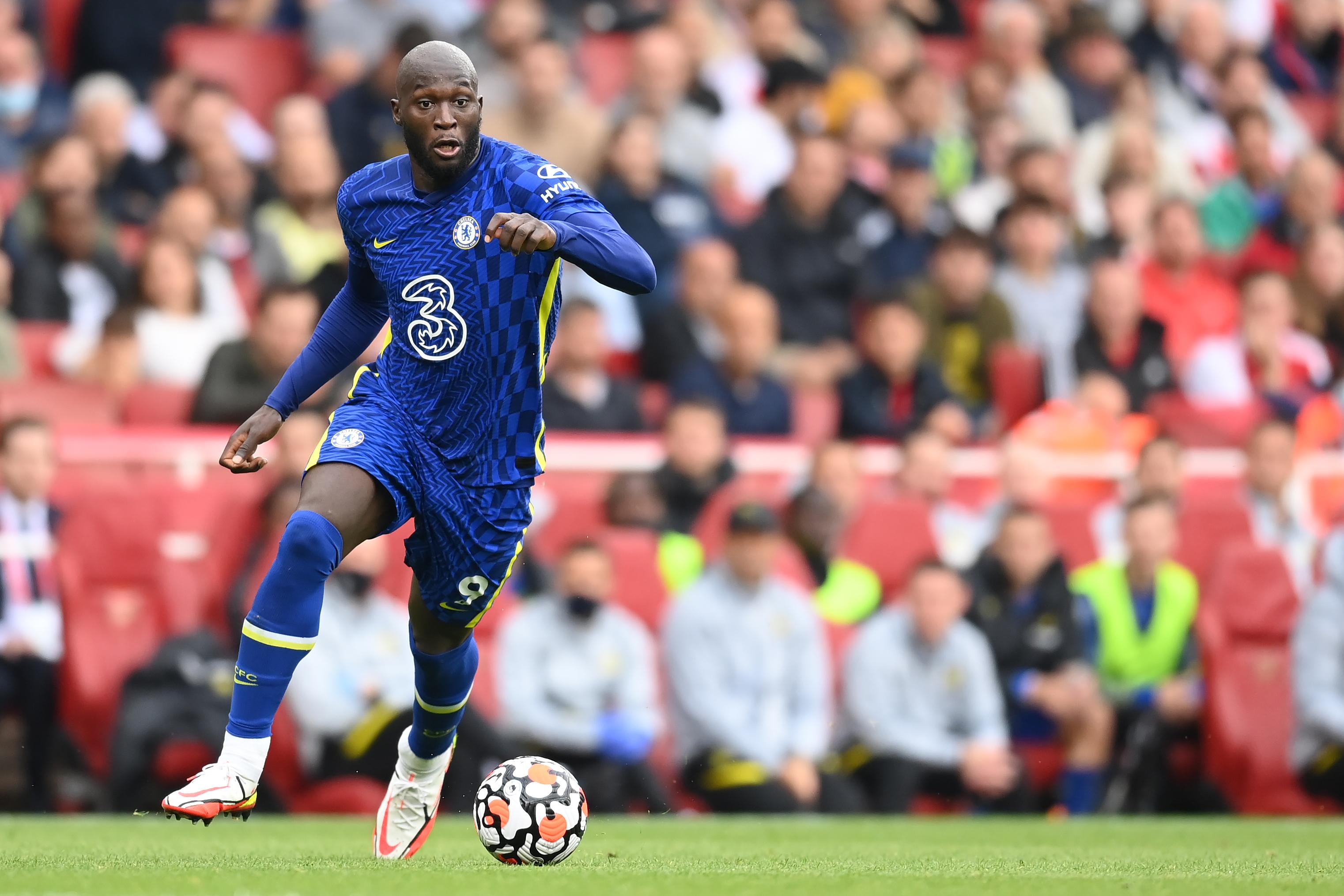Romelu Lukaku - Chelsea - Premier League