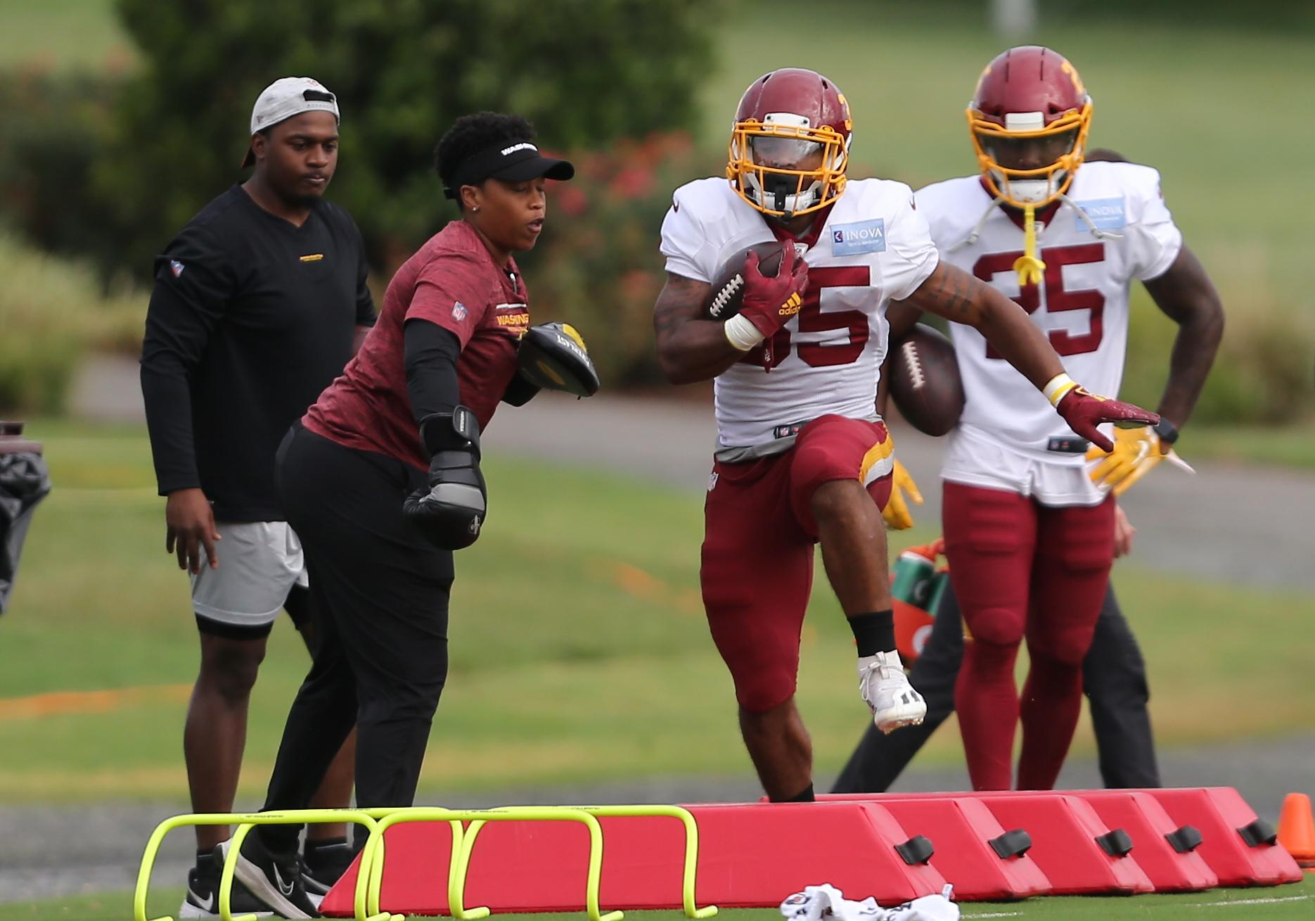 NFL: AUG 15 Washington Football Team Training Camp
