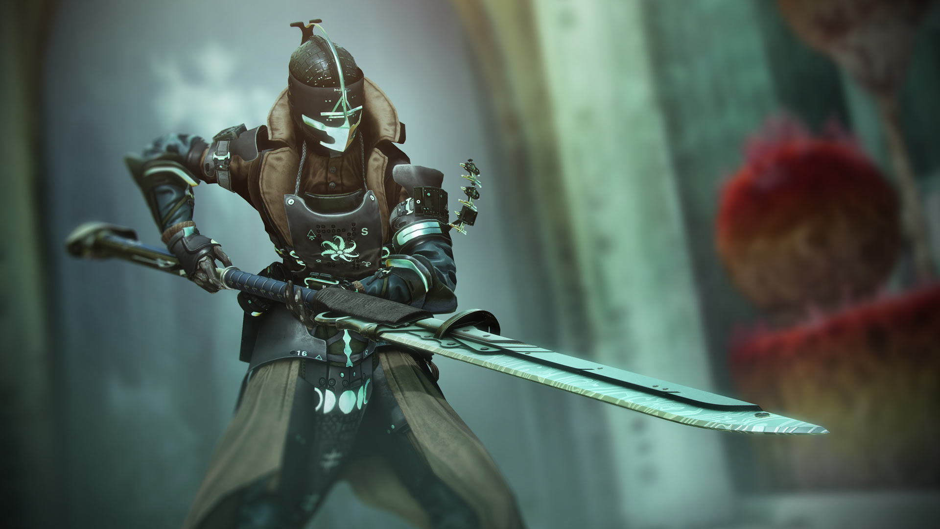 The Glaive weapon type in Destiny 2