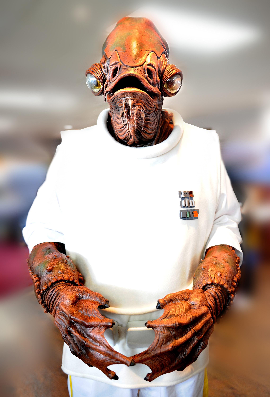 Star Wars Fan Fun Day At Burnley Football Club